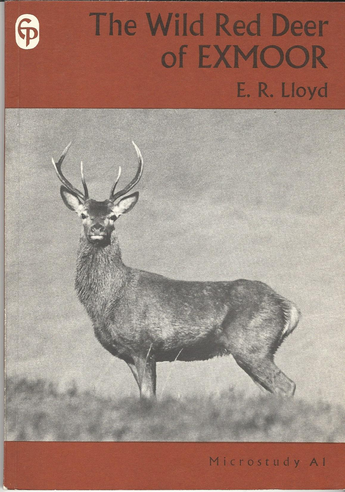 Image for The Wild Red Deer of Exmoor.