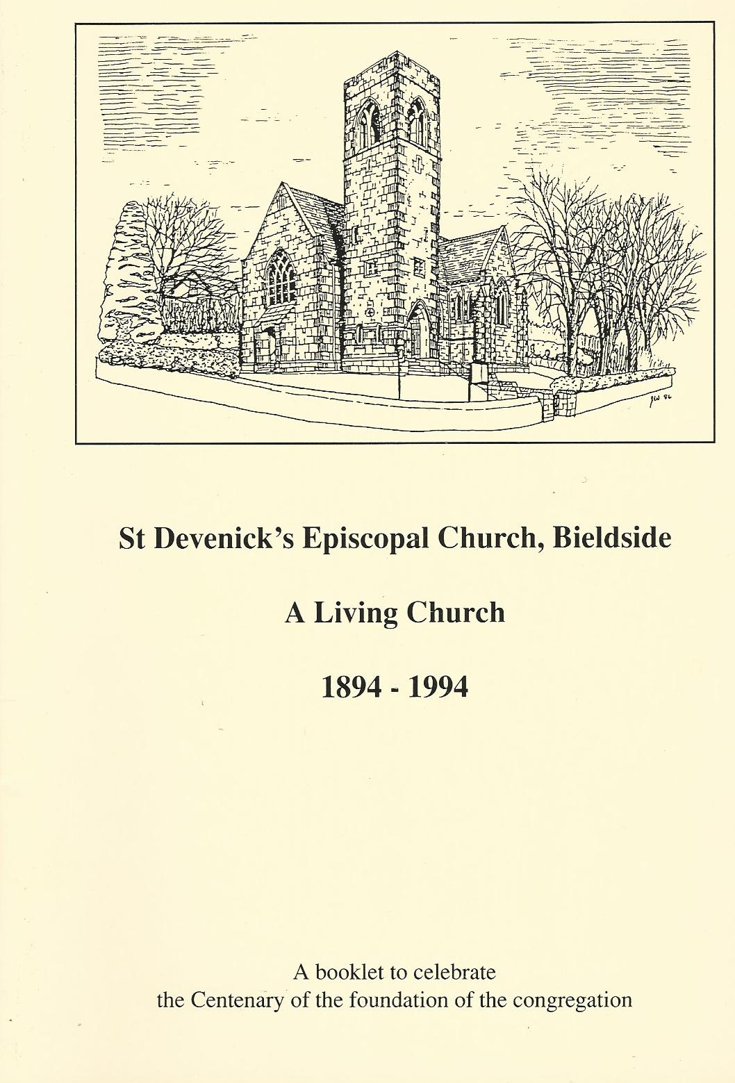 Image for St.Devenick's Episcopal Church, Bieldside: A Living Church 1894 - 1994.