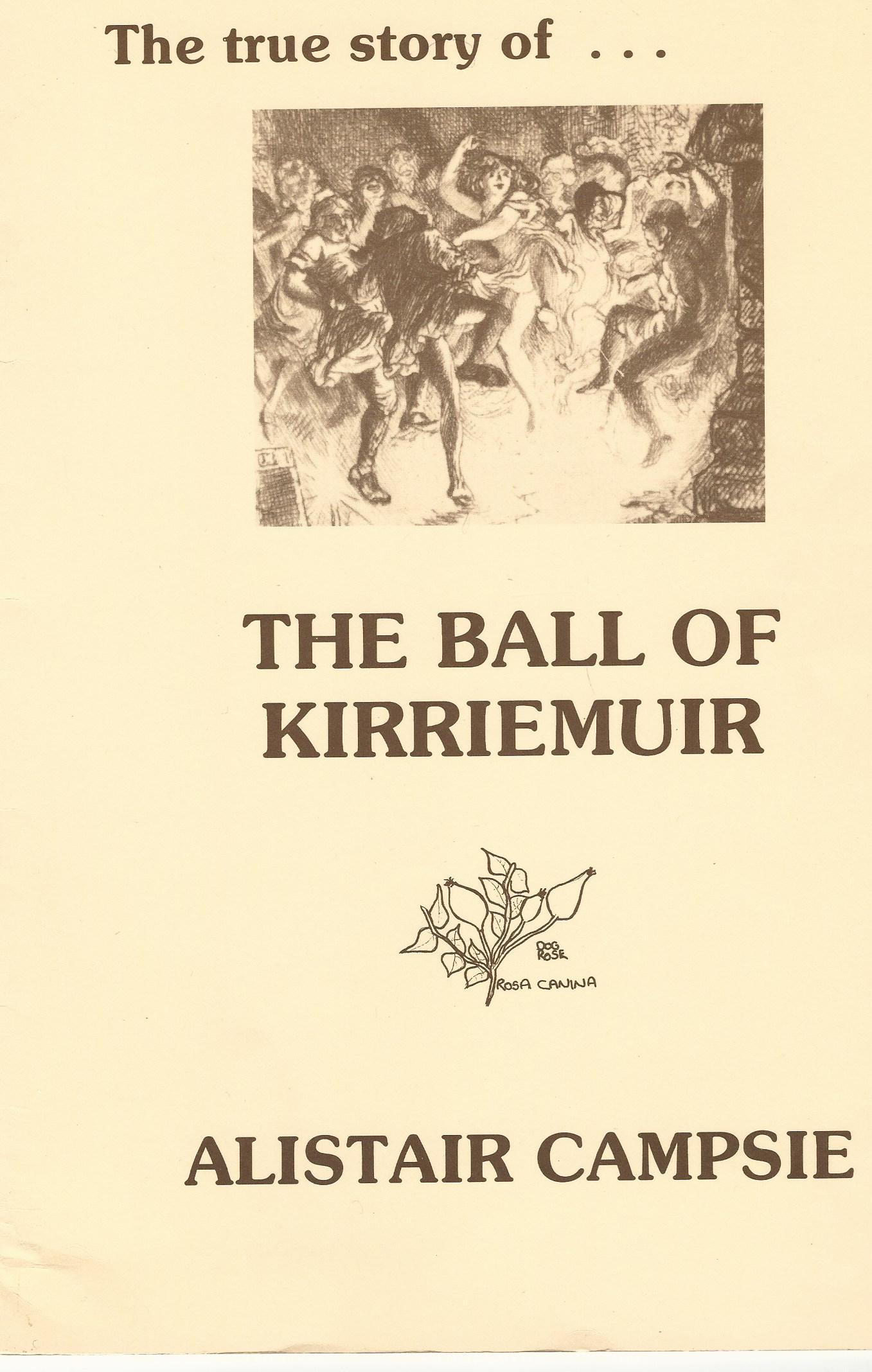 Image for True Story of the Ball of Kirriemuir.