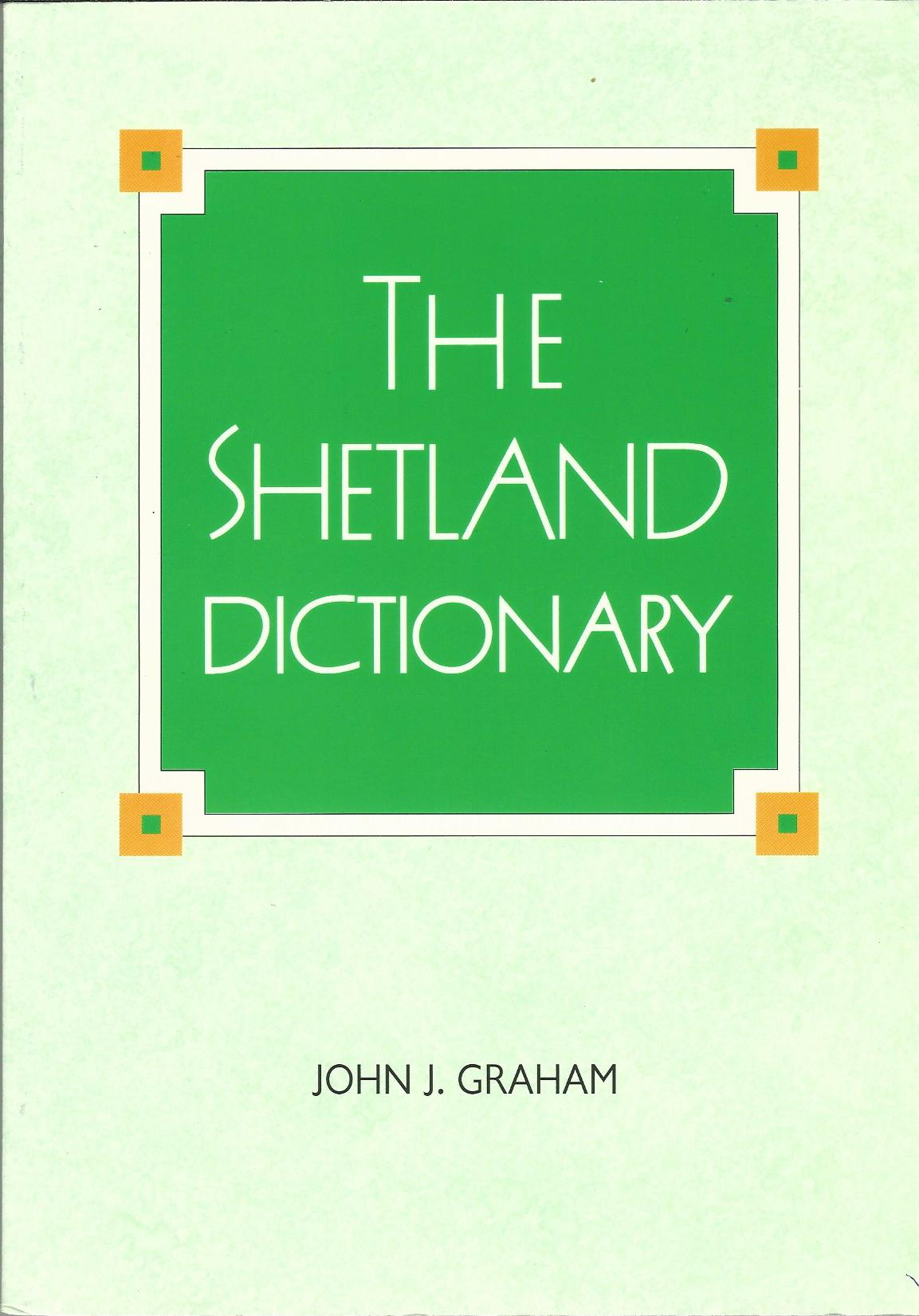 Image for The Shetland Dictionary.