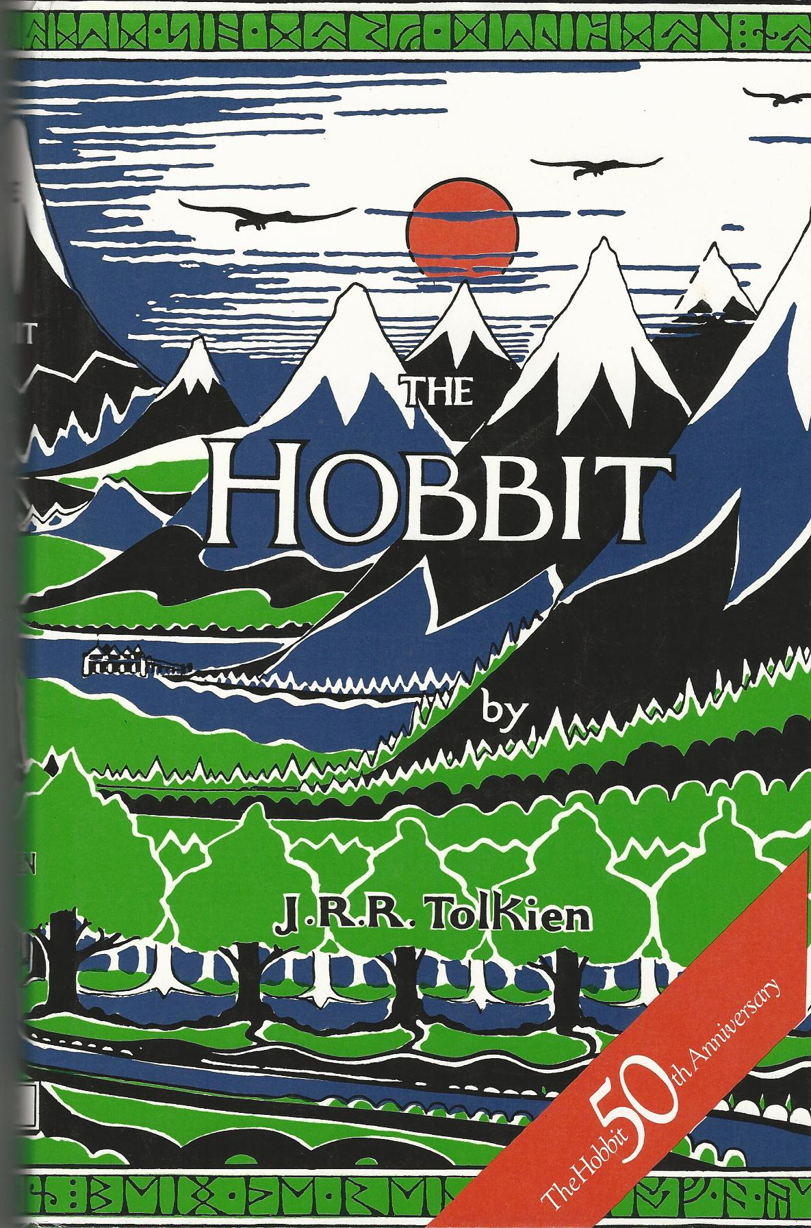 Image for The Hobbit or There and Back Again (50th Anniversary Edition)