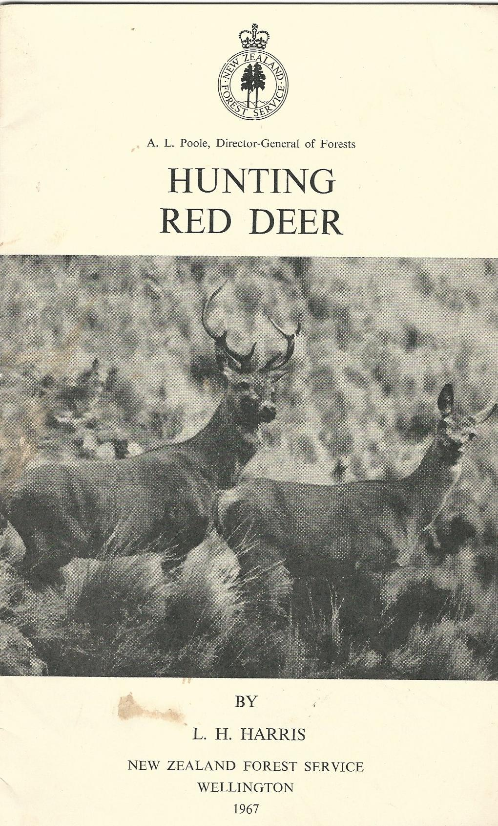Image for Hunting Red Deer