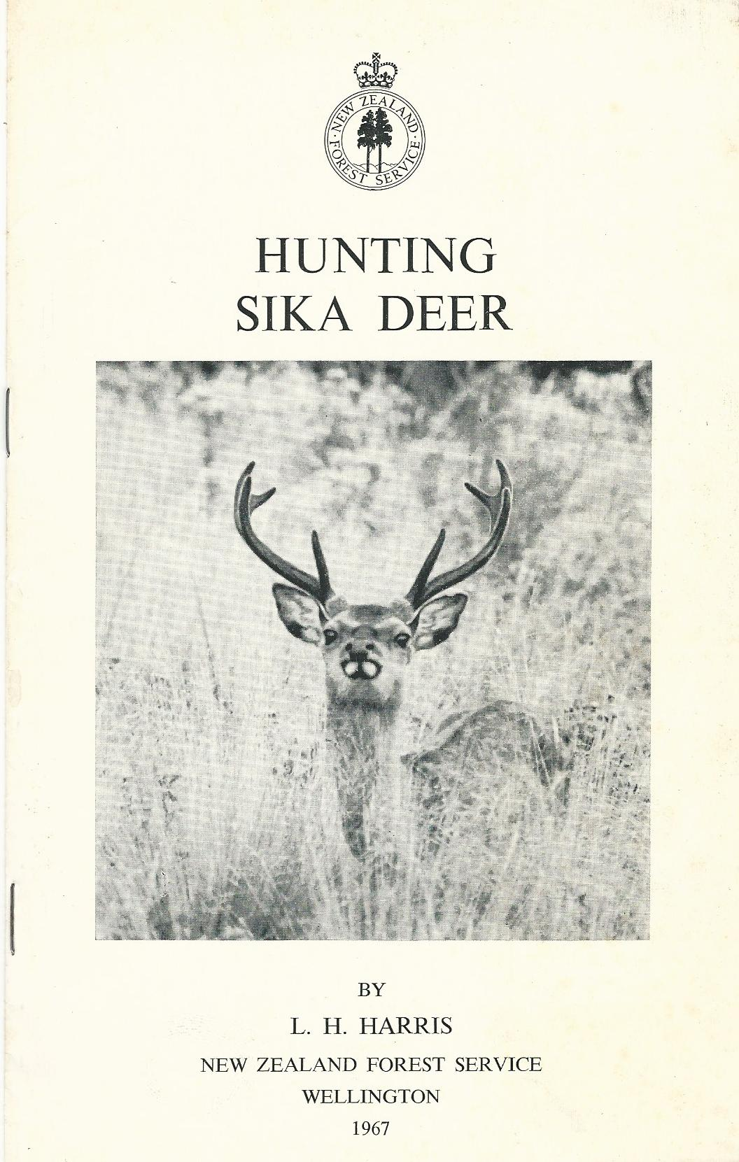 Image for Hunting Sika Deer