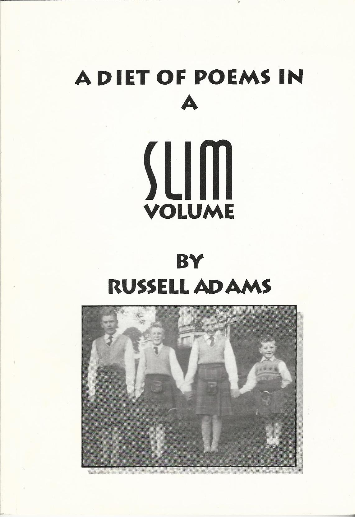 Image for Diet of Poems in a Slim Volume