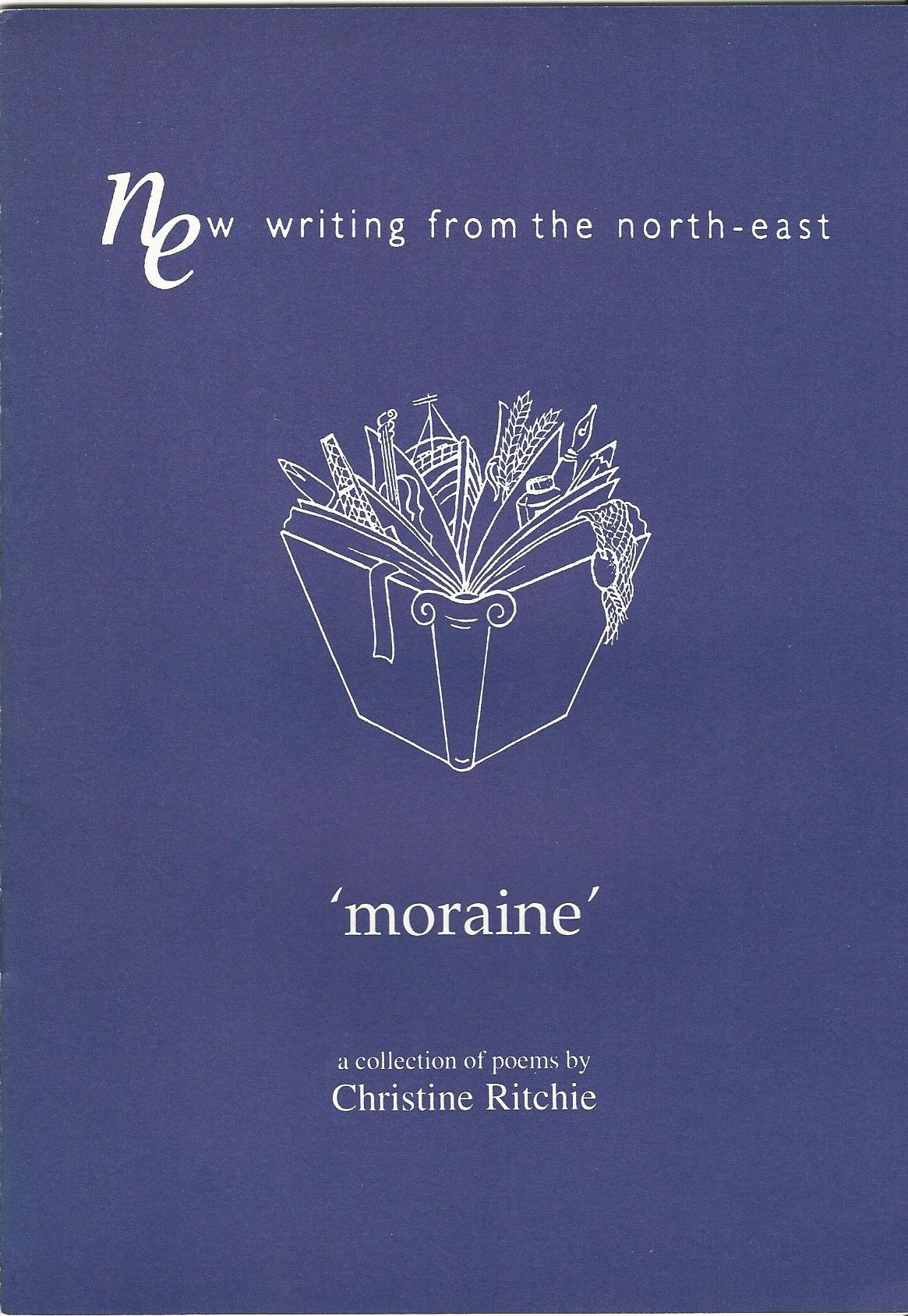 "Image for New Writing from the North-East: ""Moraine"""