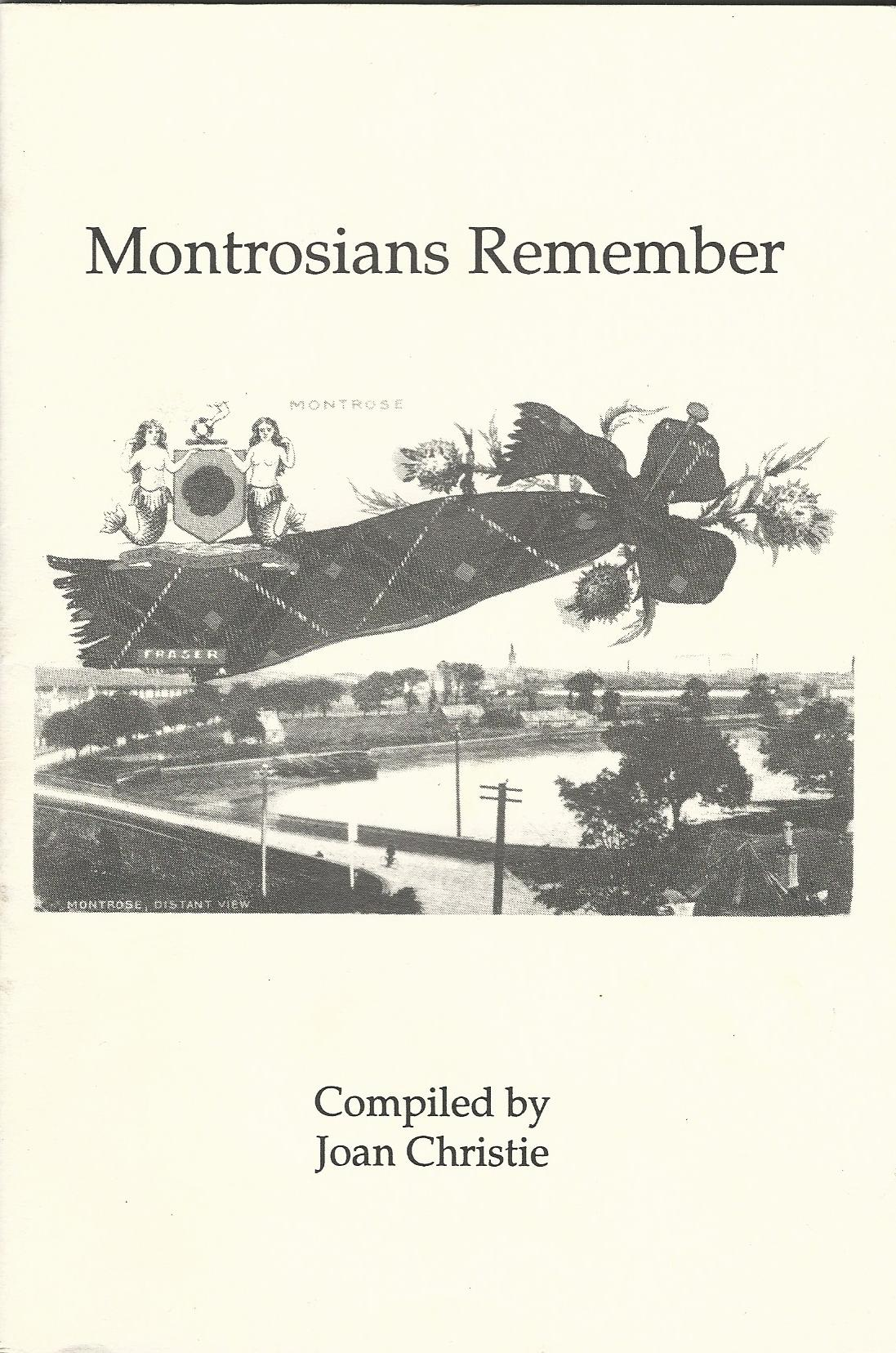 Image for Montrosians Remember