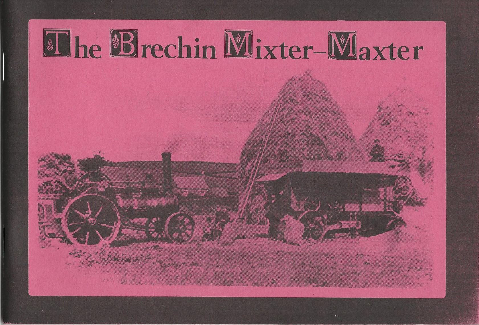 Image for The Brechin Mixter-Maxter: Wee Davity's sixth bookie o' auld photos o' Brechin and Brechiners