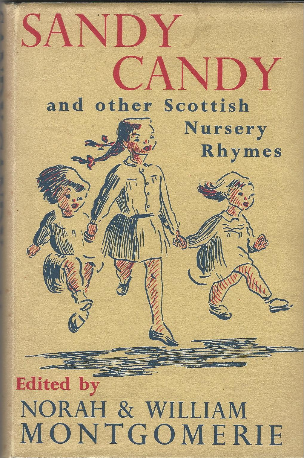 Image for Sandy Candy and other Scottish Nursery Rhymes