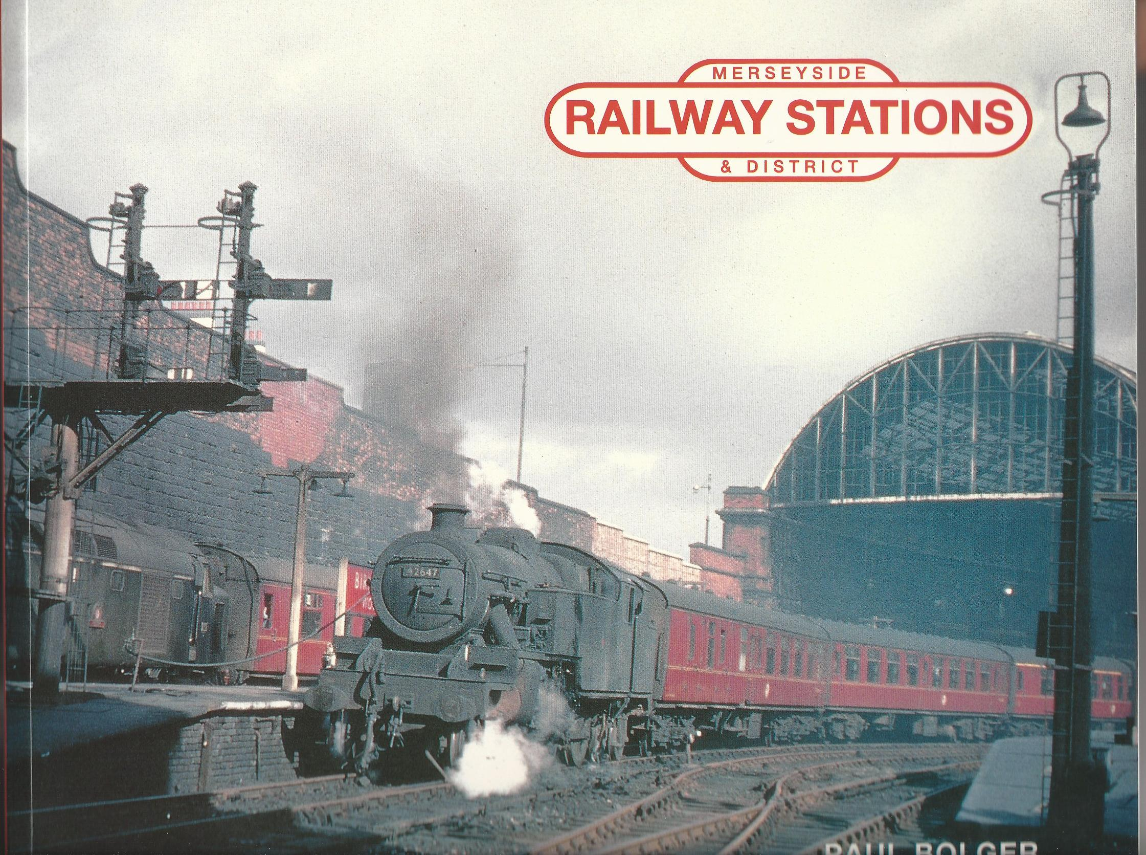 Image for Merseyside Railway Stations