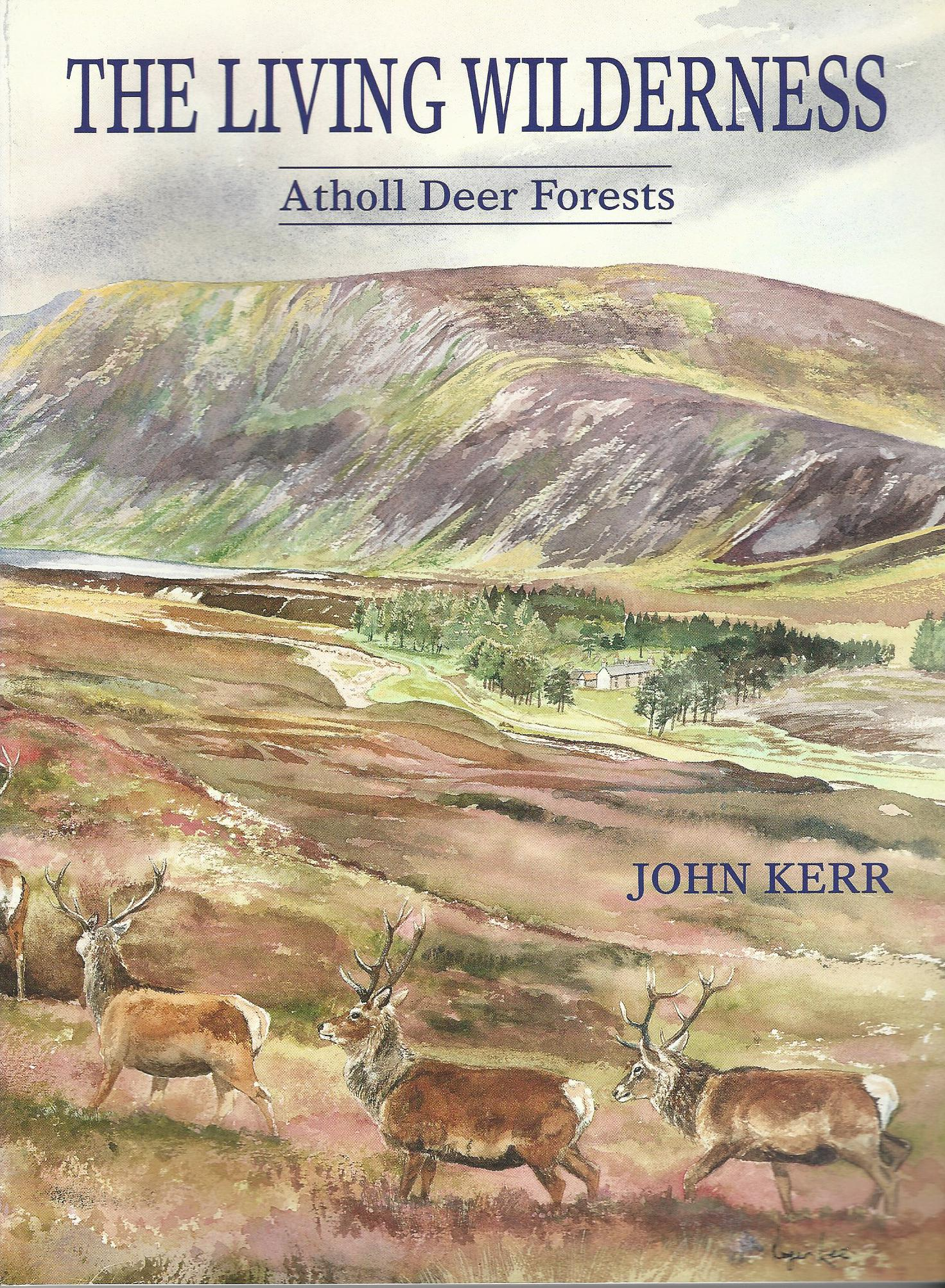 Image for Living Wilderness: Atholl Deer Forests