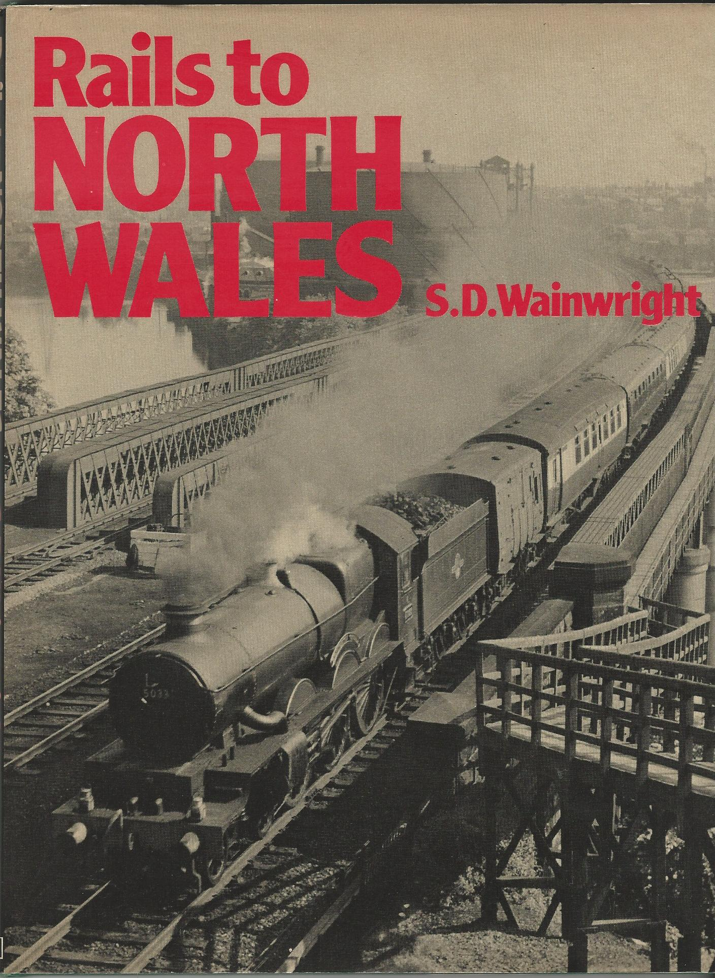 Image for Rails to North Wales