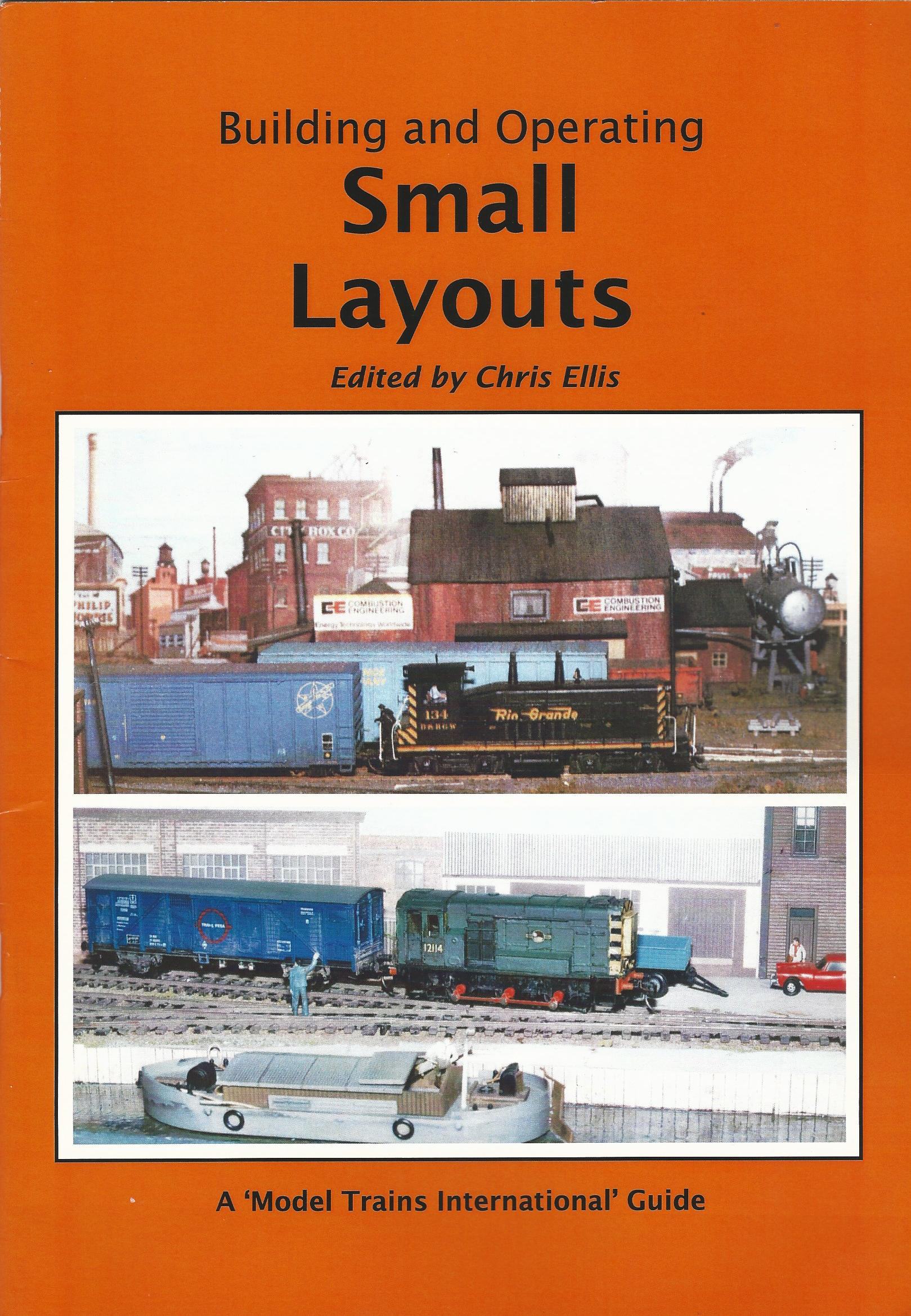 Image for Building and Operating Small Layouts