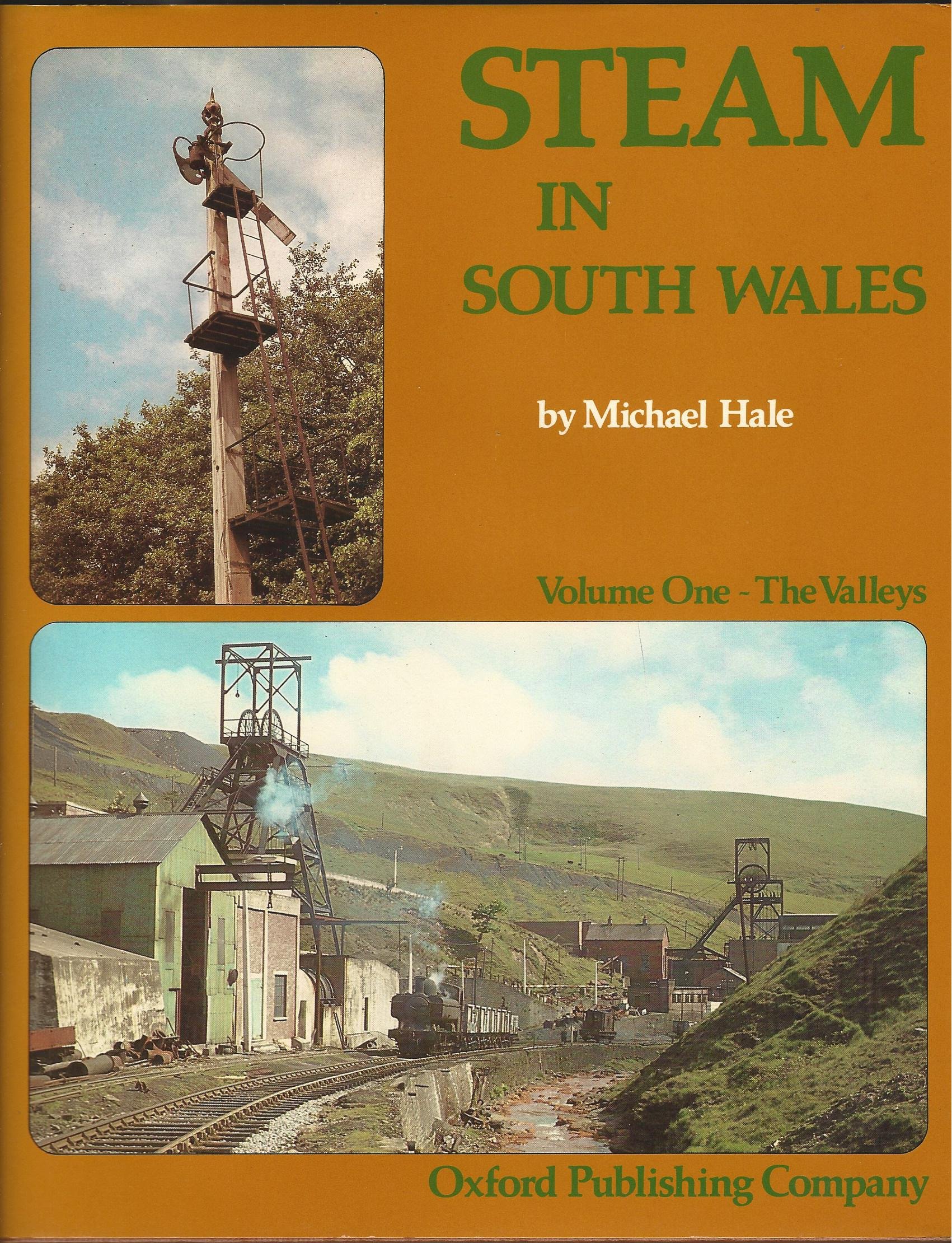 Image for Steam in South Wales: The Valleys v. 1