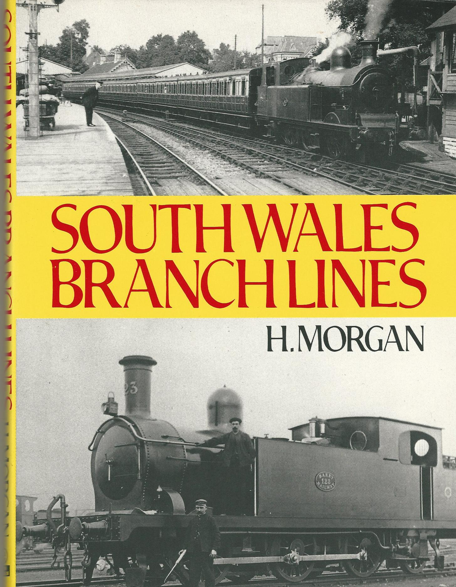 Image for South Wales Branch Lines