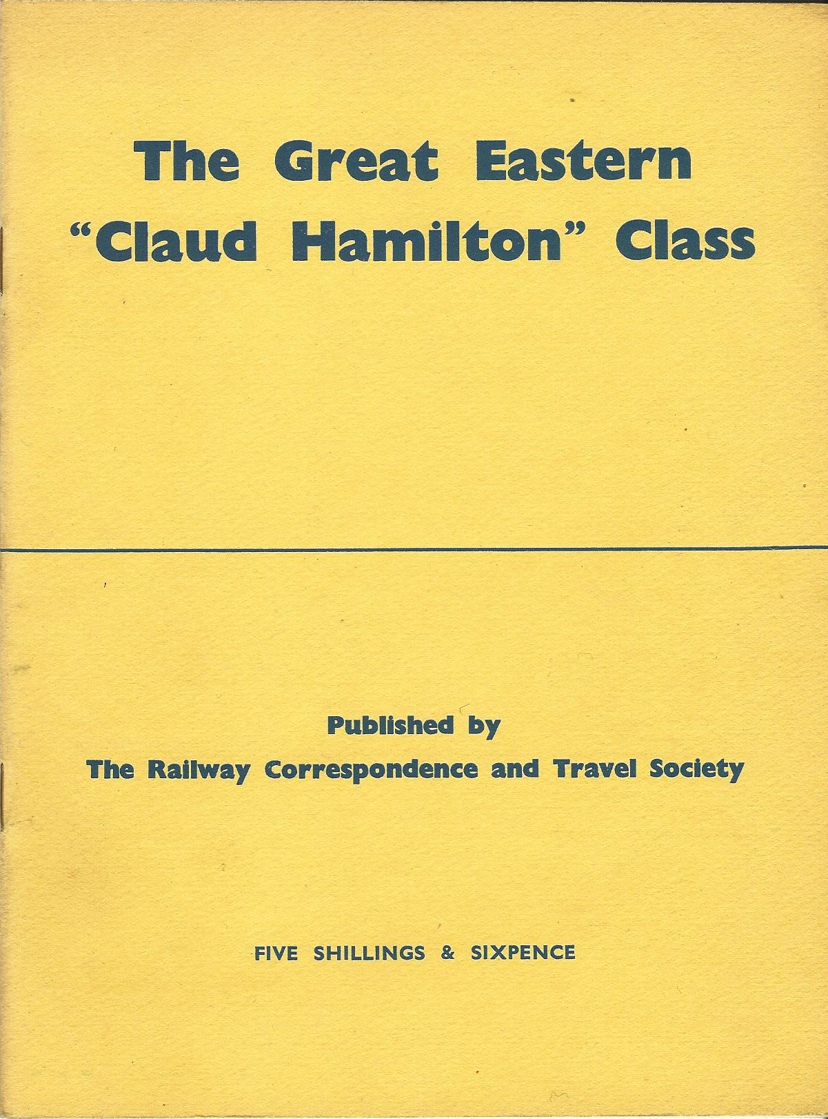 "Image for The Great Eastern ""Claud Hamilton"" Class"
