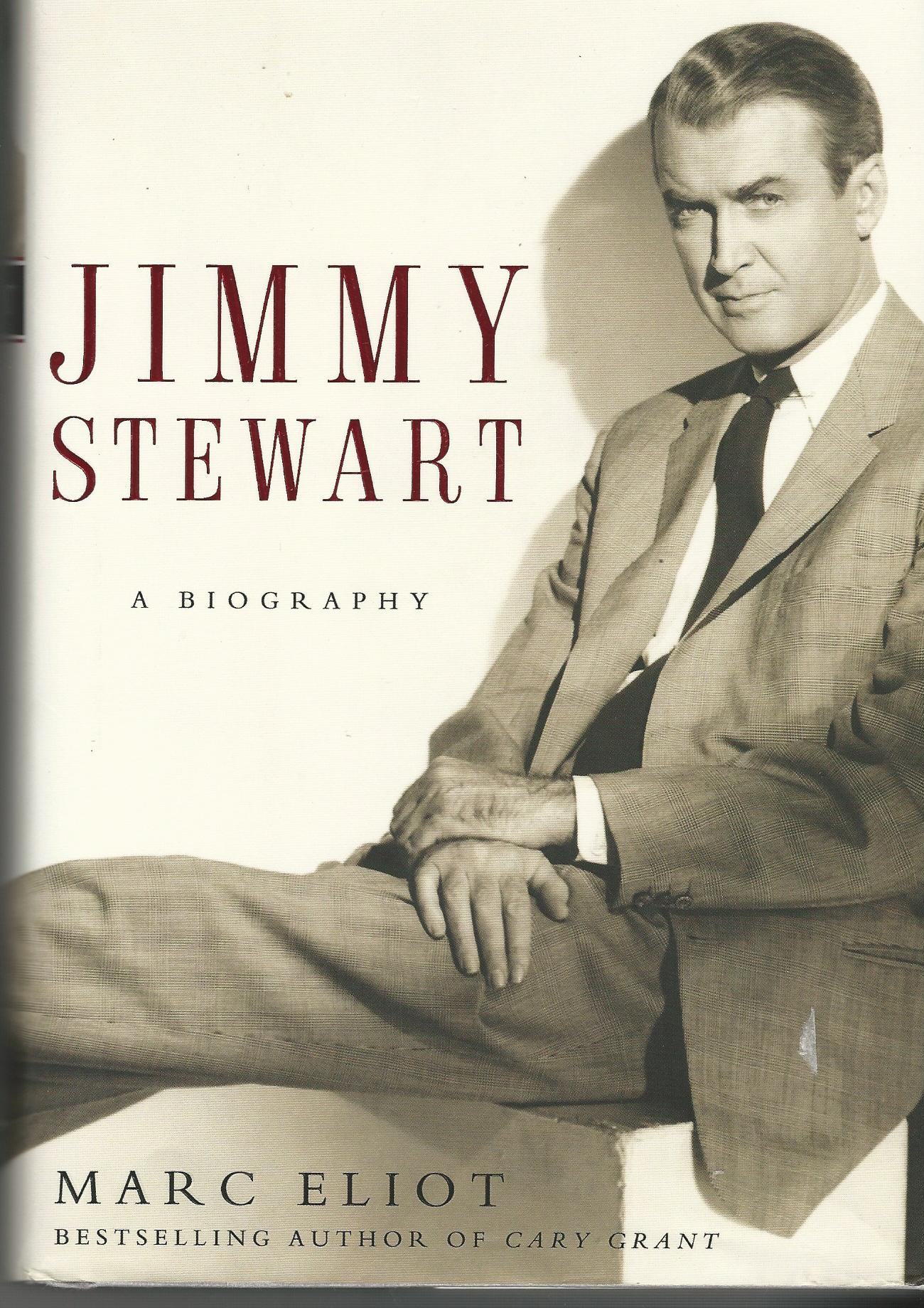 Image for Jimmy Stewart: A Biography.