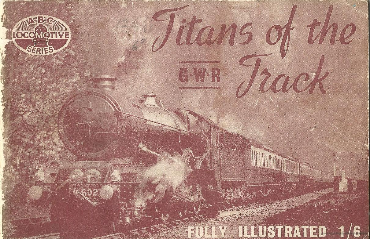 Image for Titans of the Track: GWR