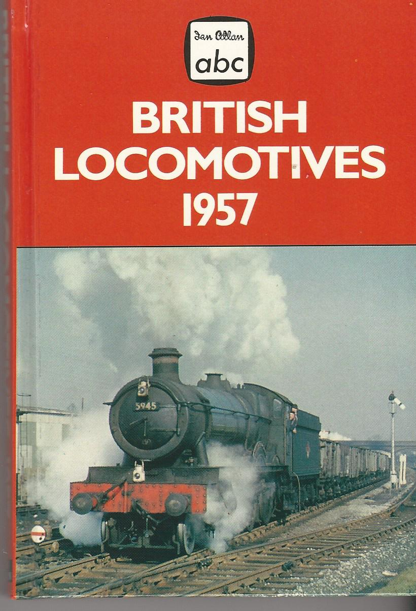 Image for The ABC of British Railways Locomotives: 1957.
