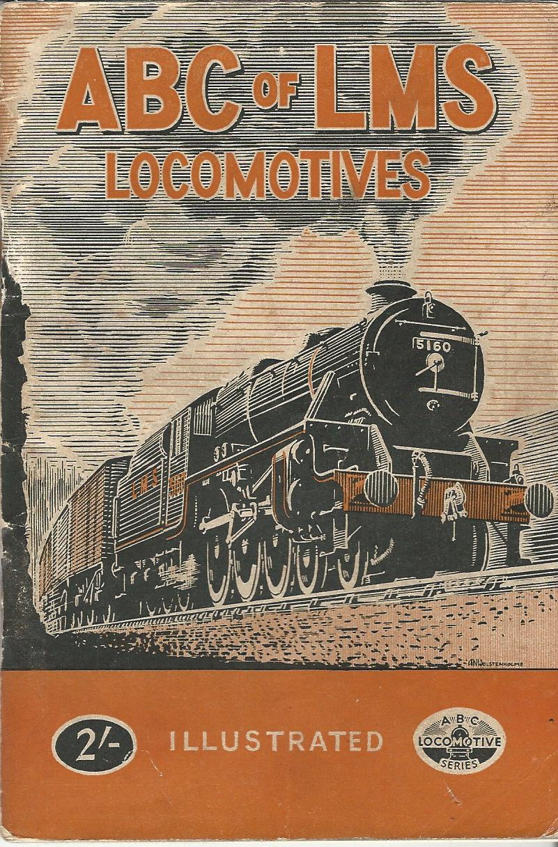 Image for The ABC of LMS Locomotives: 40000 - 59999.