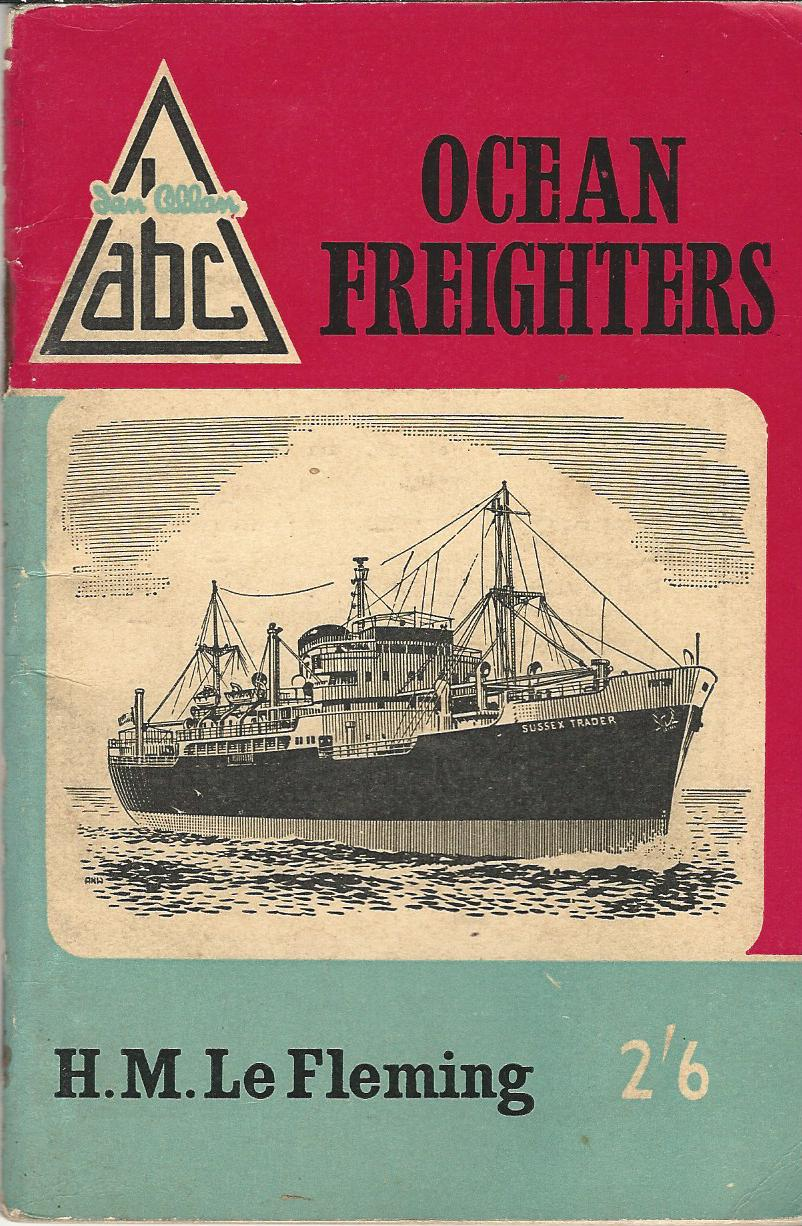 Image for The ABC: Ocean Freighters.