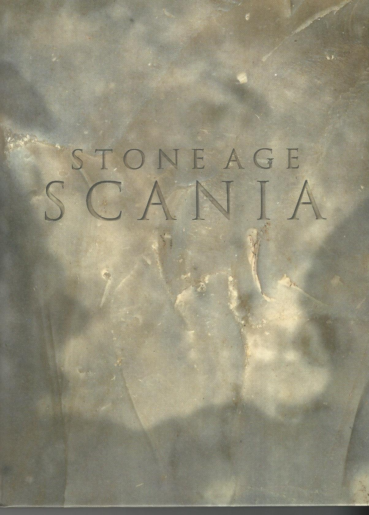 Image for Stone Age Scania (Riksantikvarieambetets Forlag Skrifter)