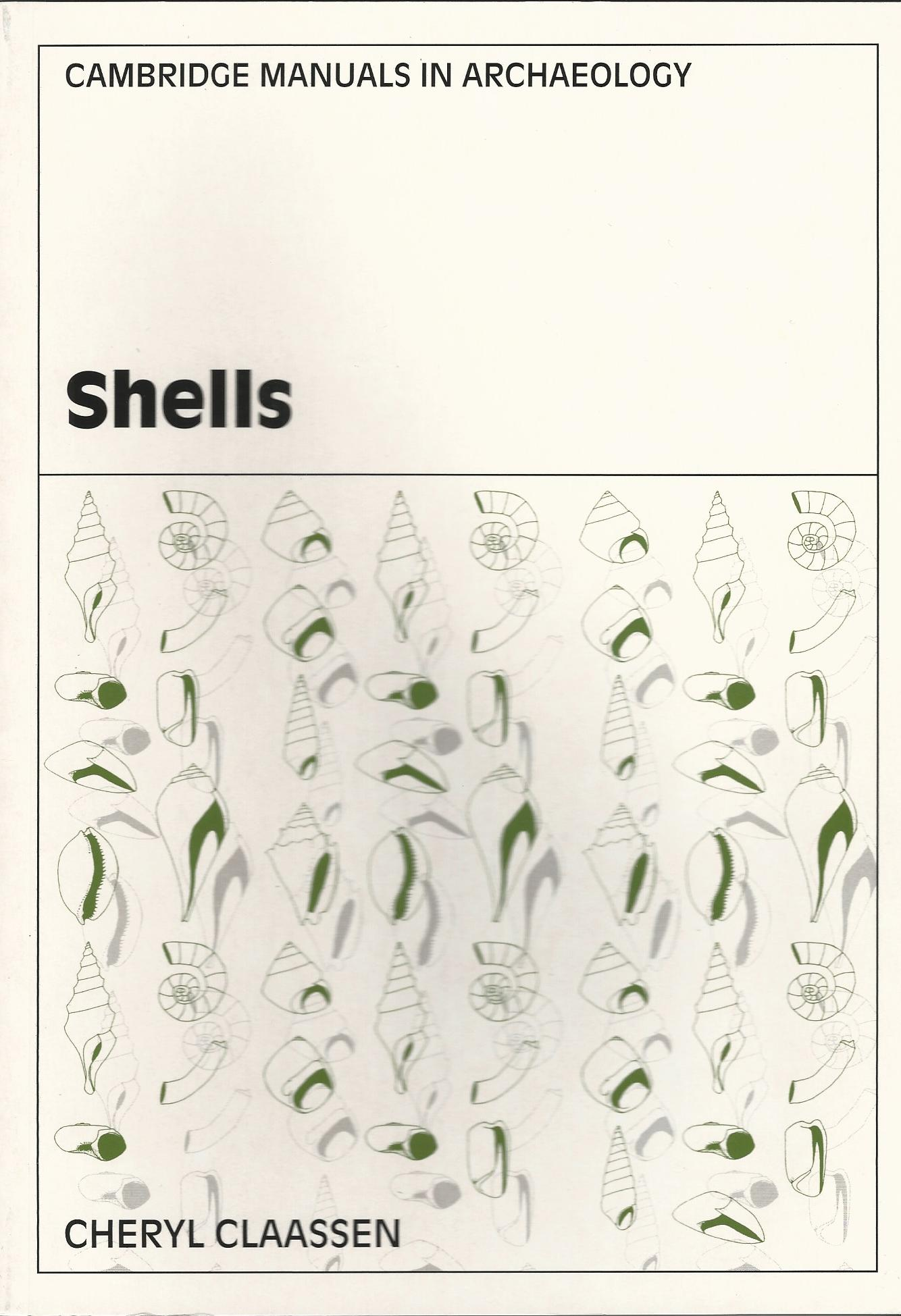 Image for Shells (Cambridge Manuals in Archaeology)