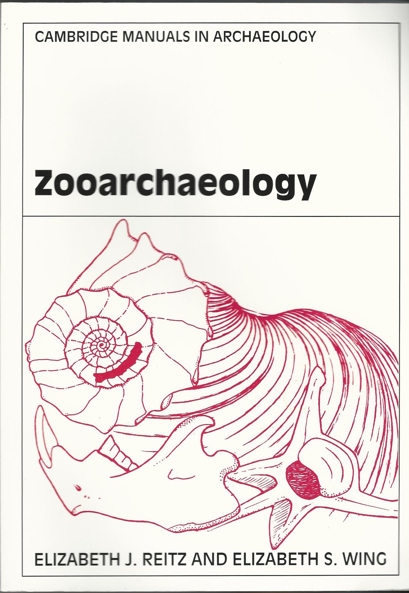 Image for Zooarchaeology (Cambridge Manuals in Archaeology)