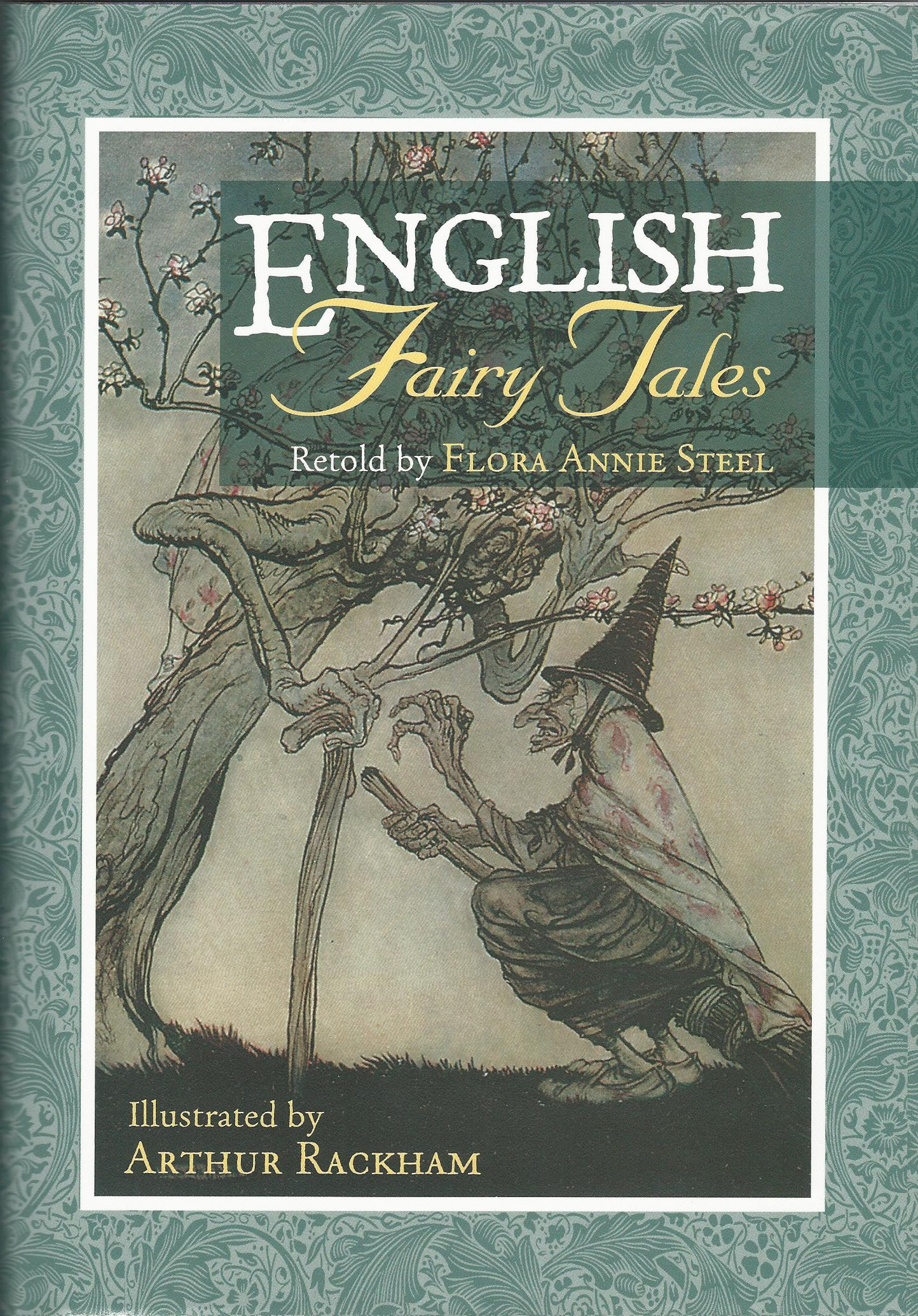 Image for English Fairy Tales (Calla Editions)