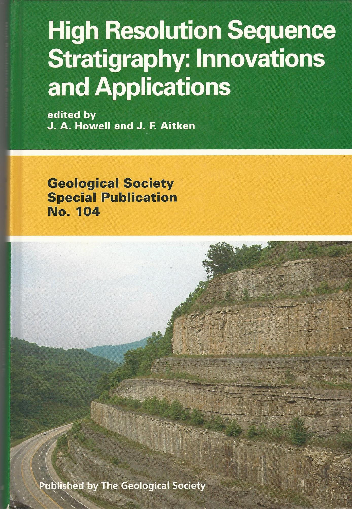Image for High Resolution Sequence Stratigraphy: Innovations and Applications (Geological Society of London Special Publications)