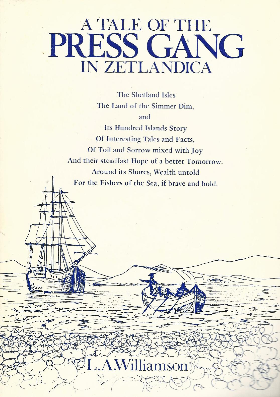 Image for A Tale of the Press Gang in Zetlandica