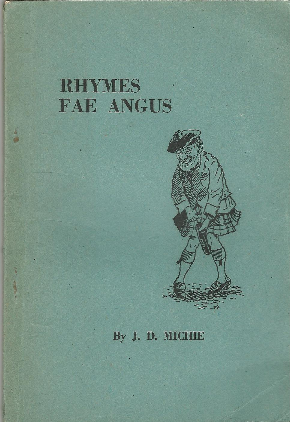 Image for Rhymes Fae Angus