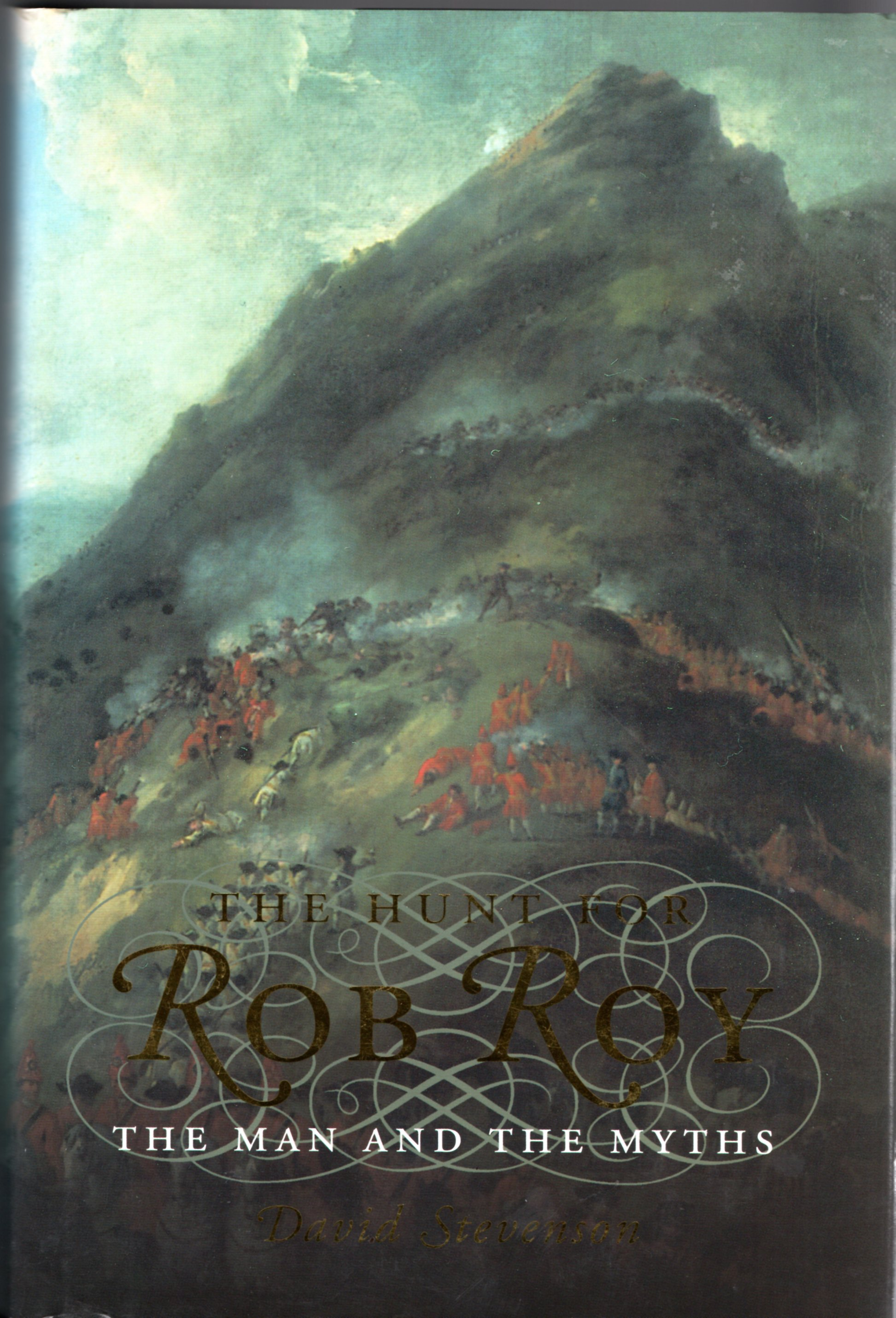 Image for The Hunt for Rob Roy: The Man and the Myths