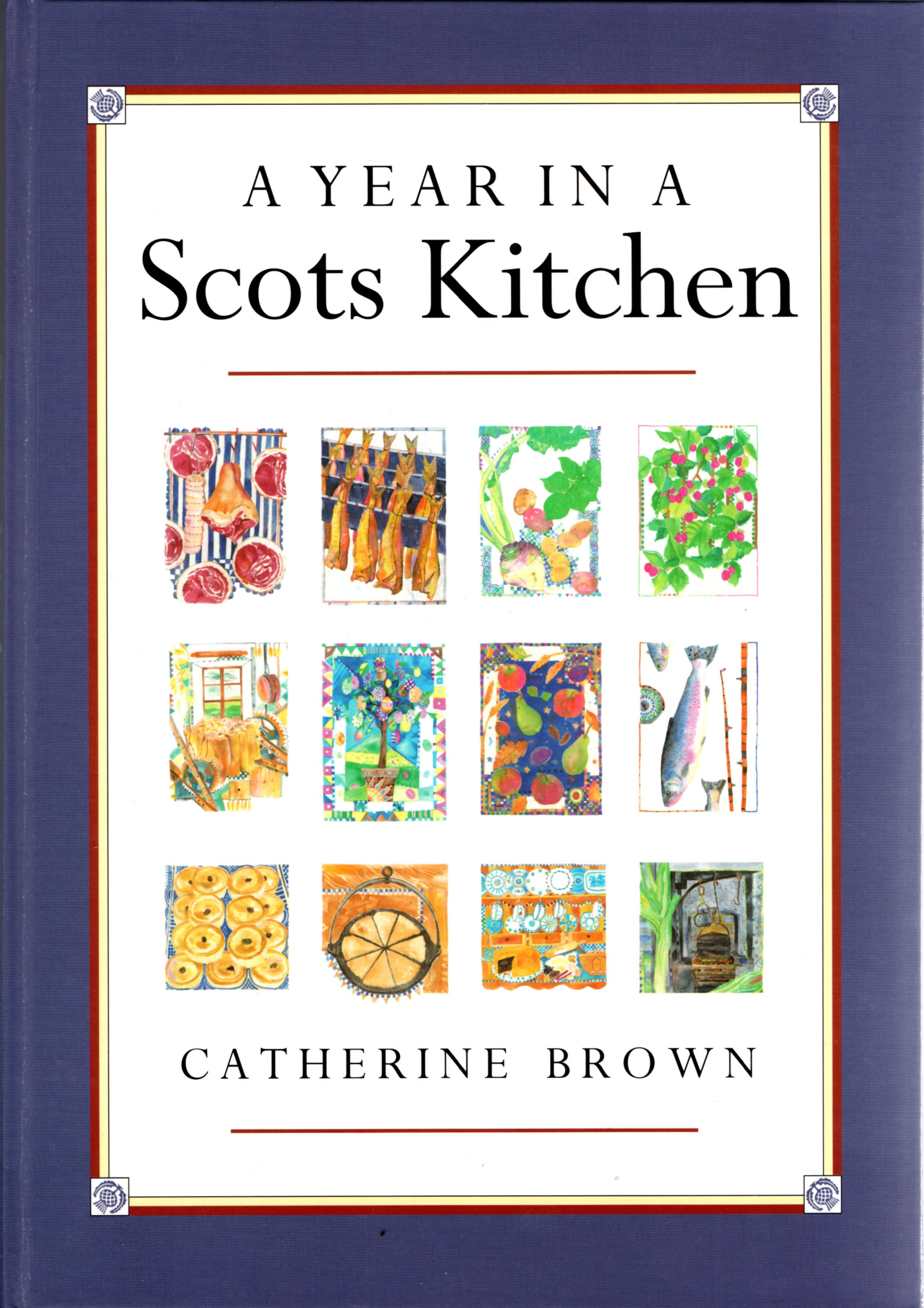 Image for A Year in a Scots Kitchen