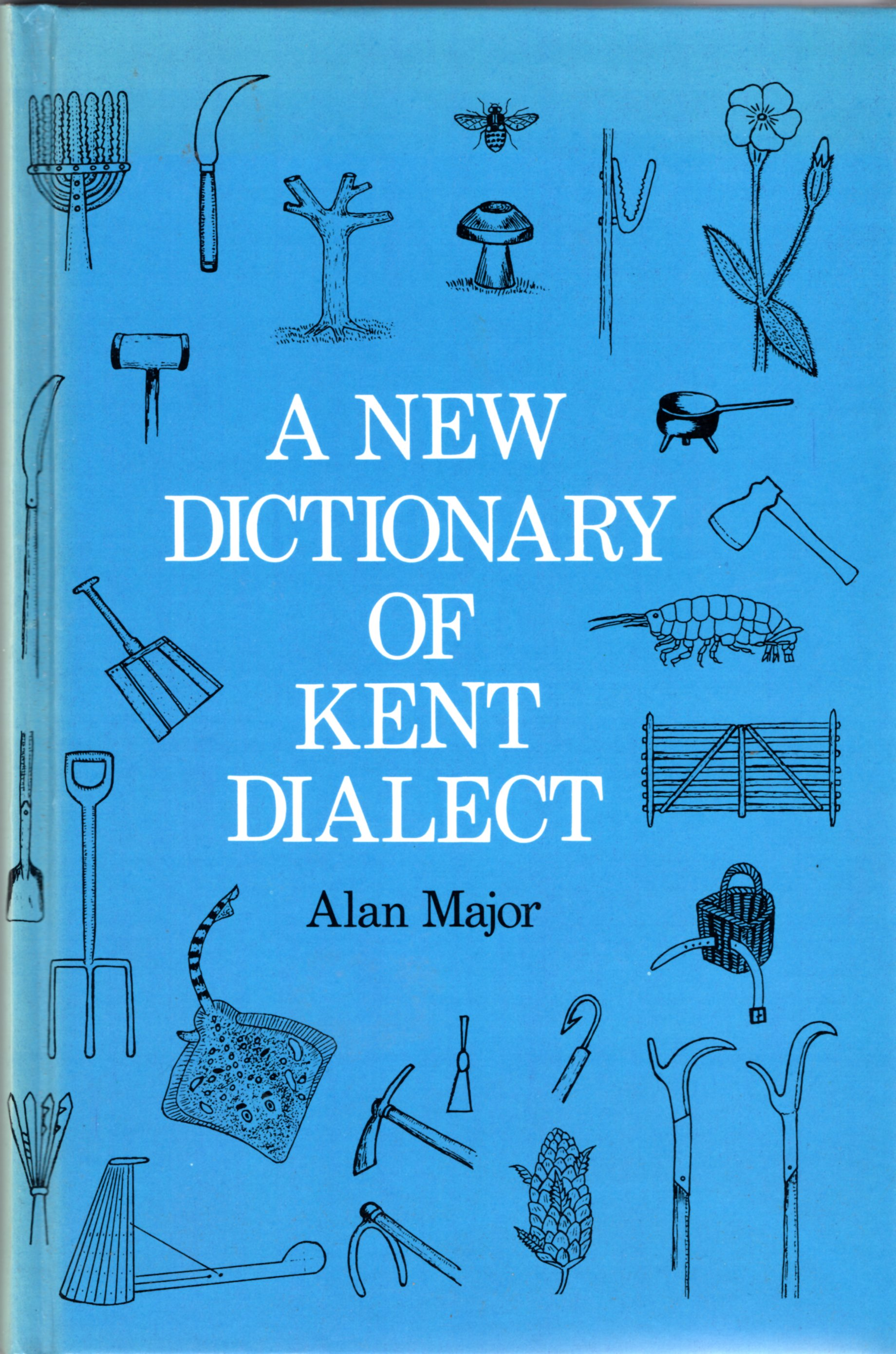 Image for A New Dictionary of Kent Dialect