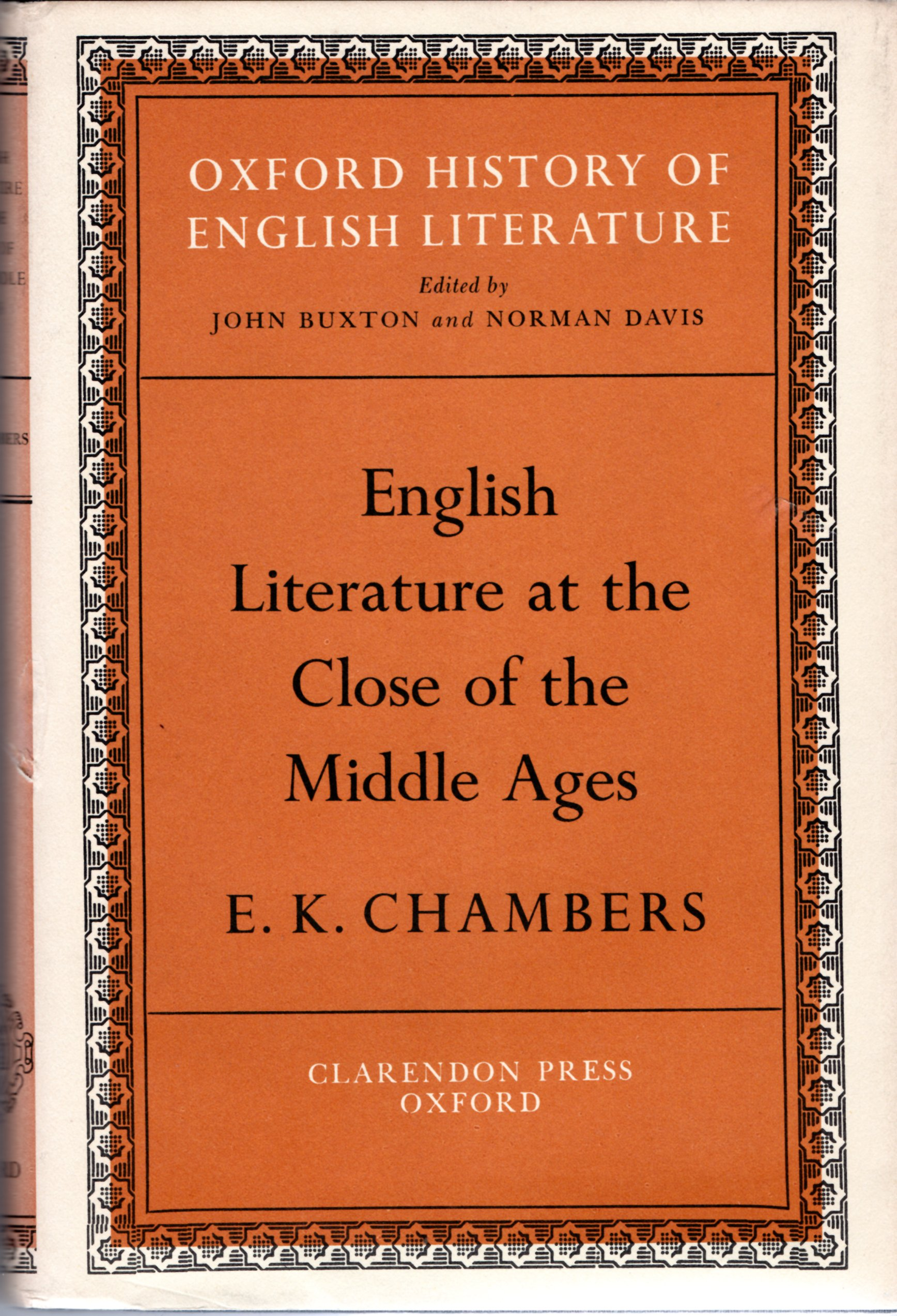 Image for English Literature 1815-1832