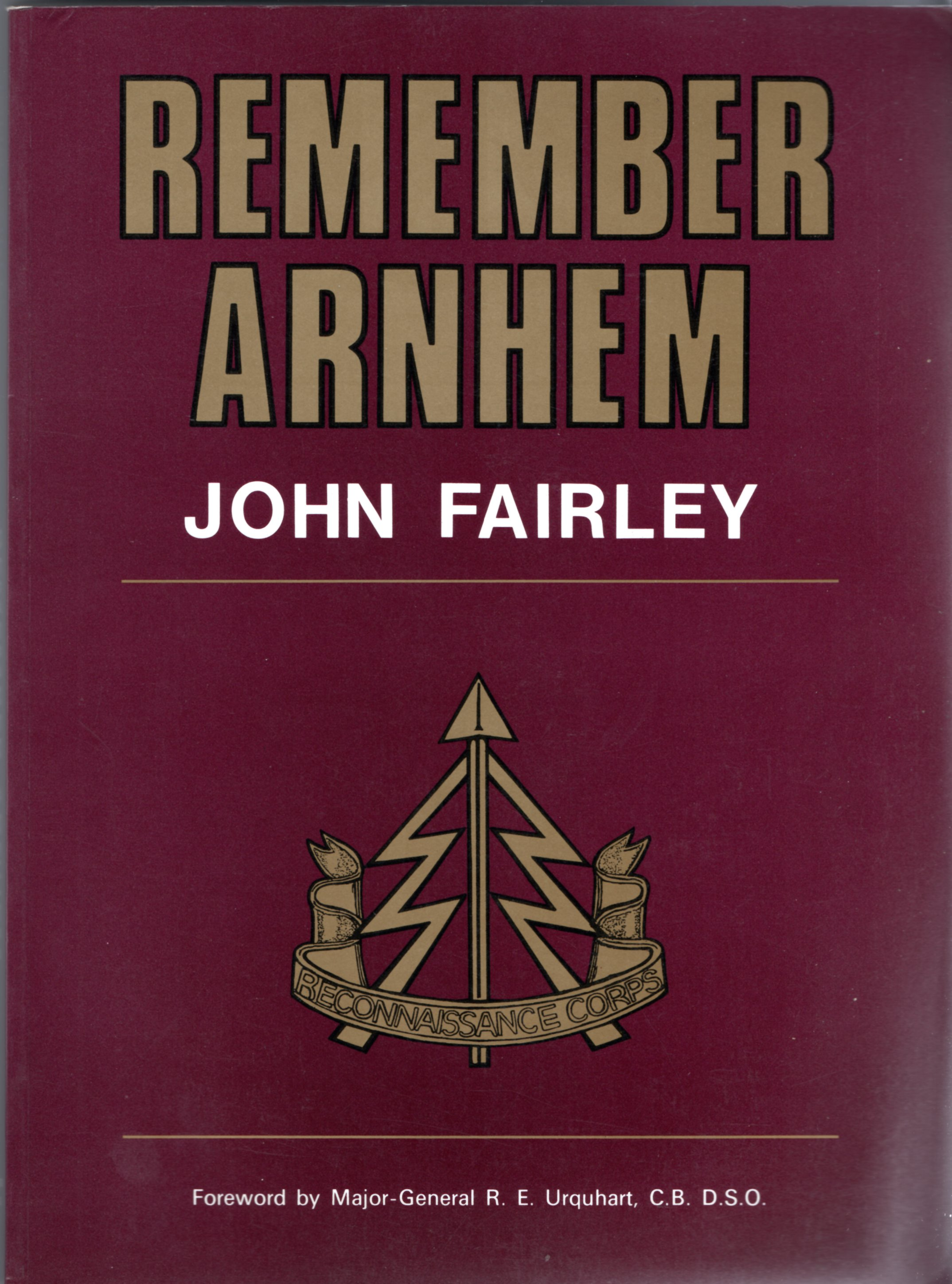 Image for Remember Arnhem