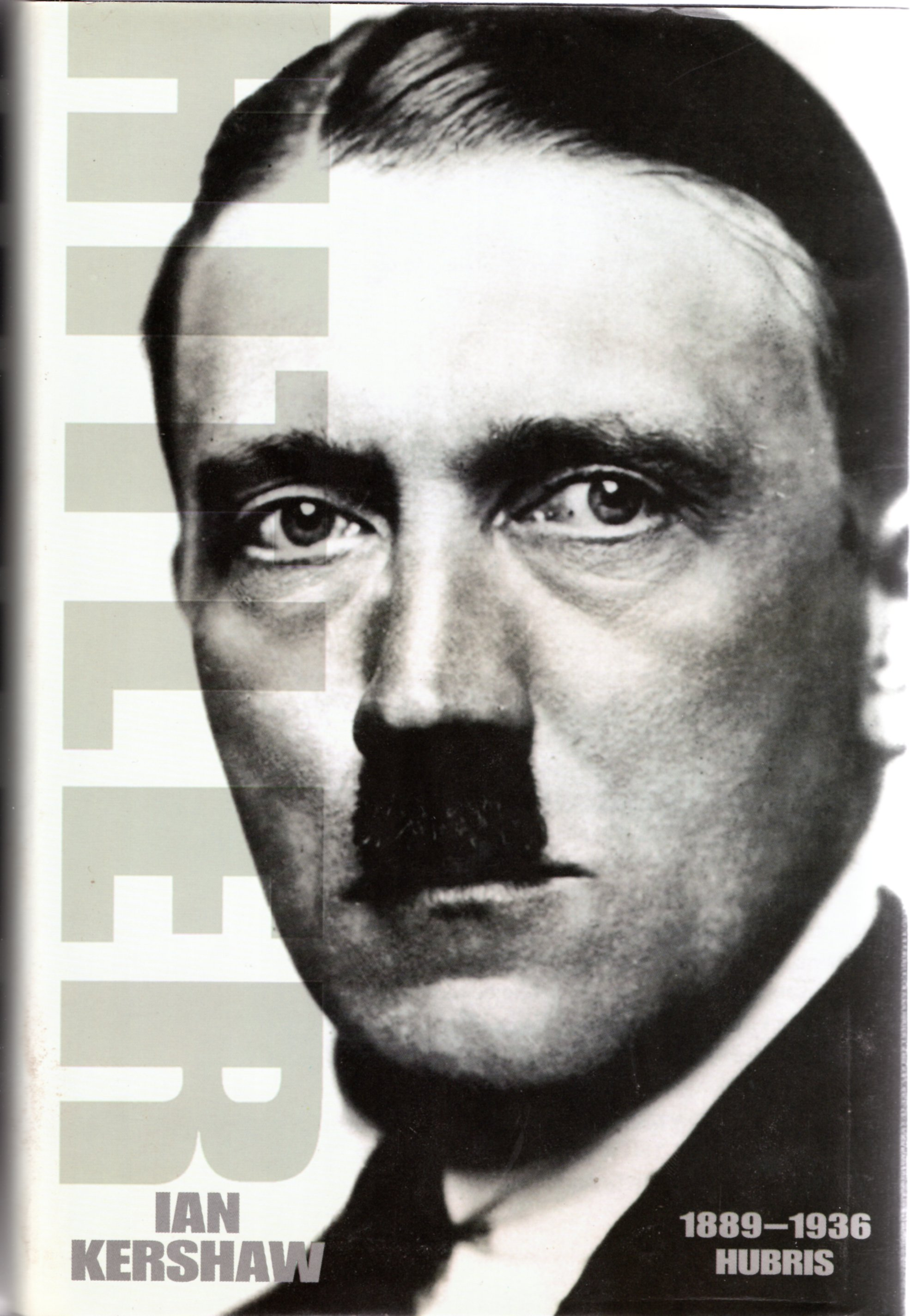 Image for Hitler: 1889-1936: Hubris
