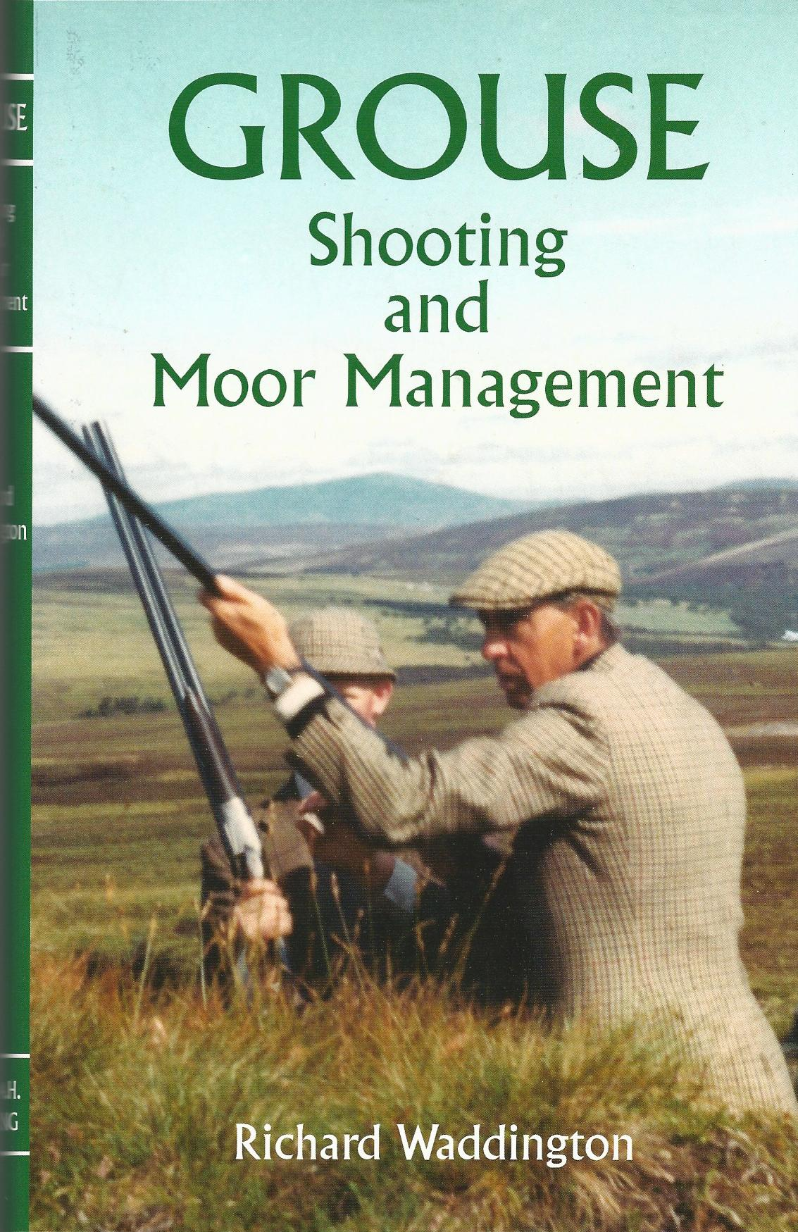 Image for Grouse Shooting and Moor Management