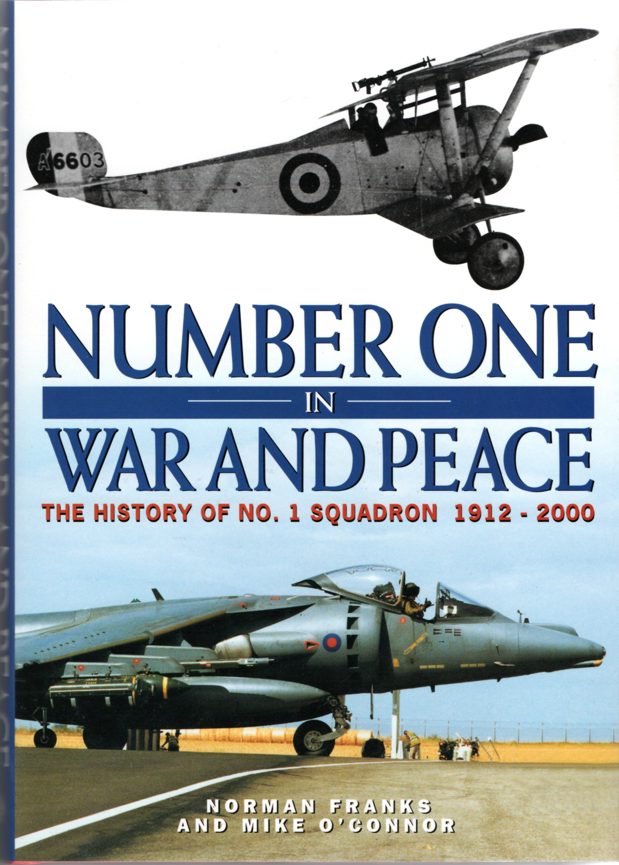Image for Number One in War and Peace: The History of No.1 Squadron 1912-2000