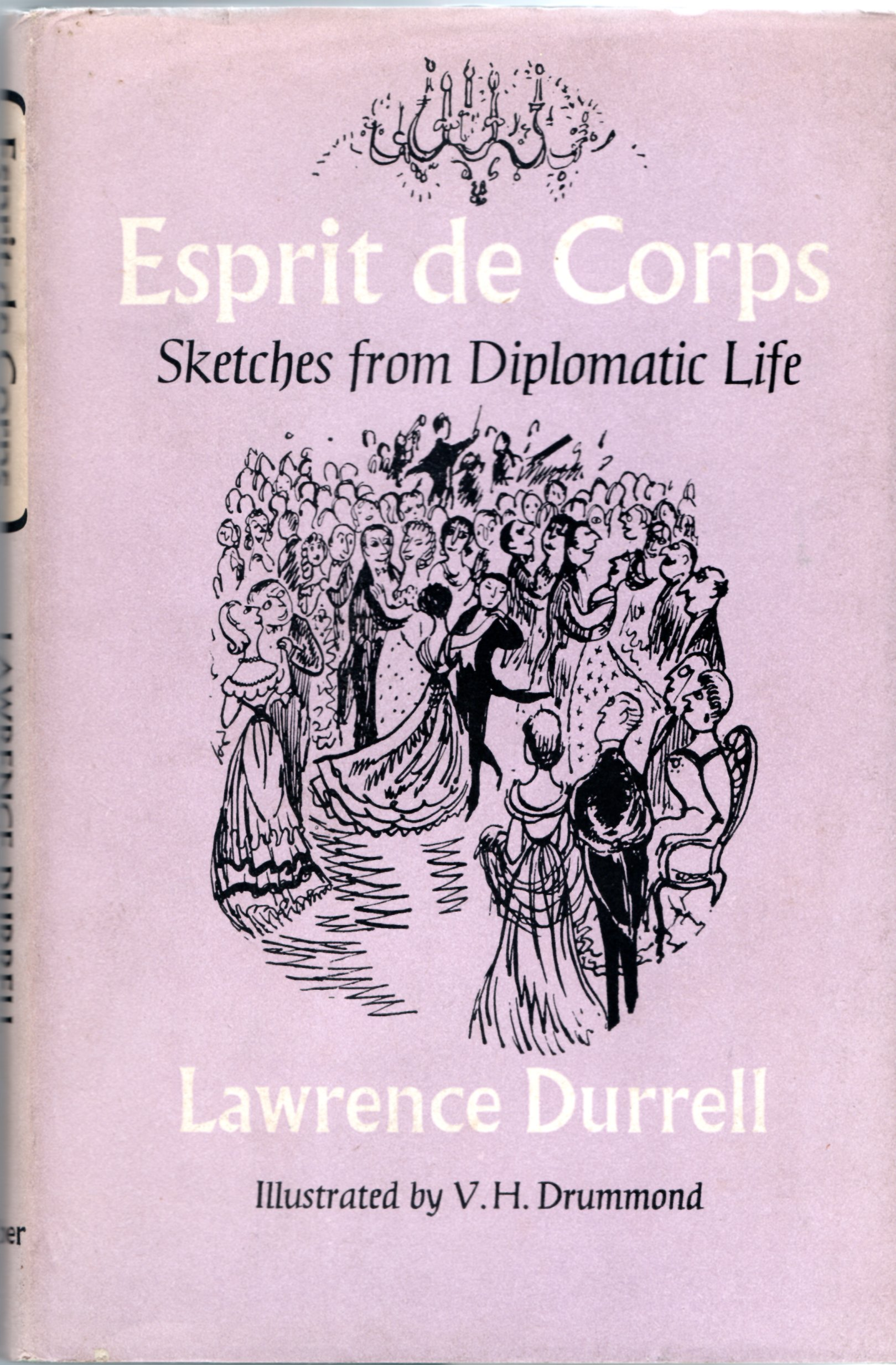 Image for Esprit de Corps: Sketches from Diplomatic Life