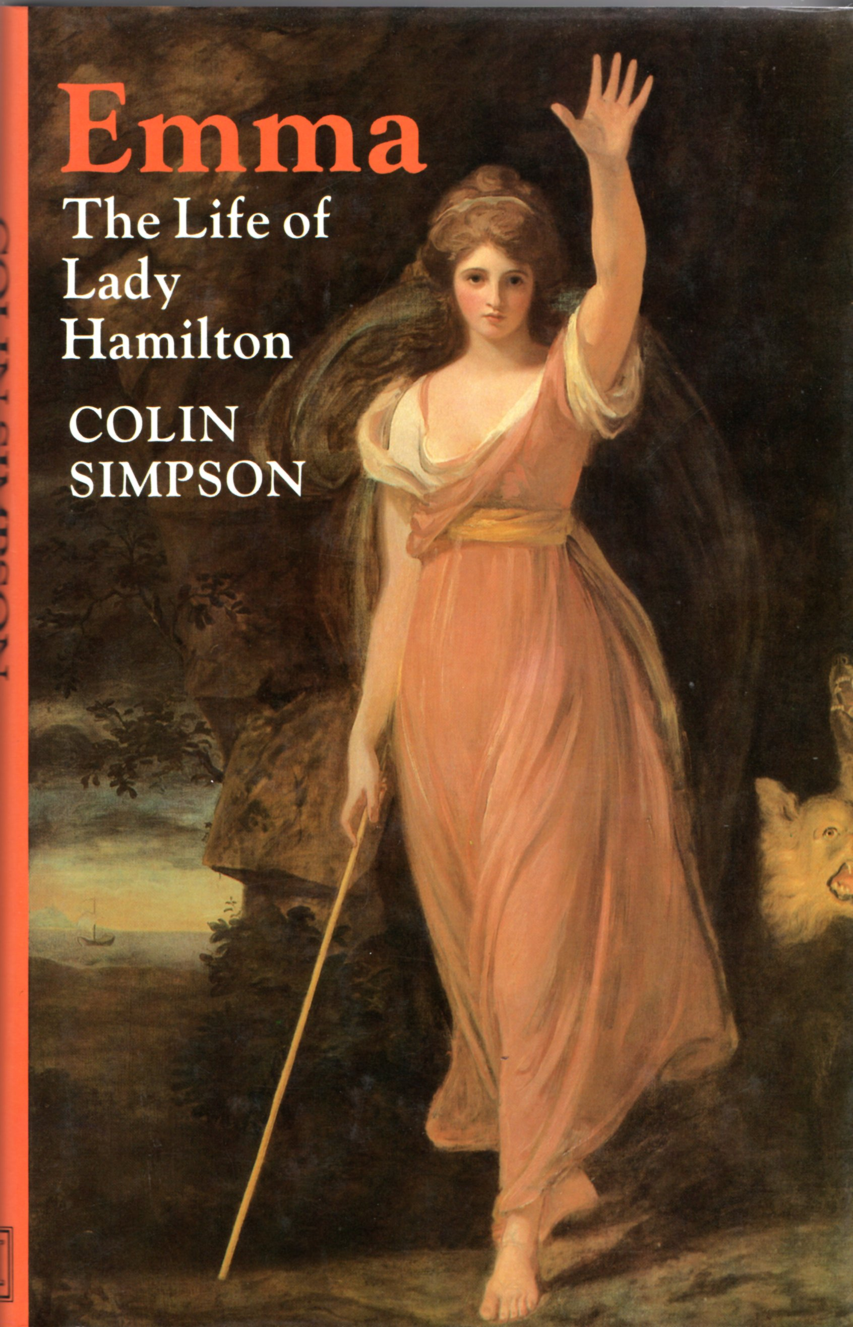 Image for Emma: Life of Lady Hamilton