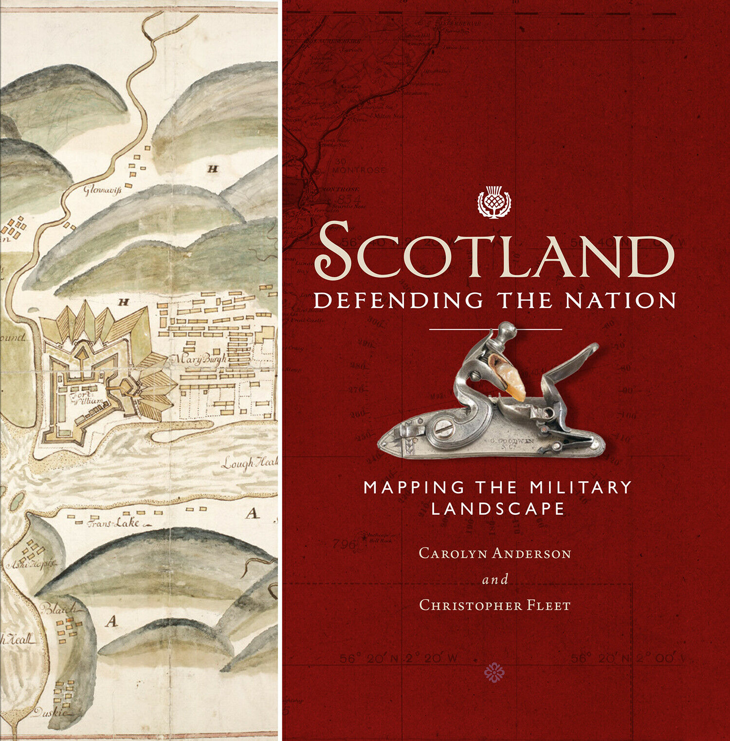 Image for Scotland: Defending the Nation: Mapping the Military Landscape