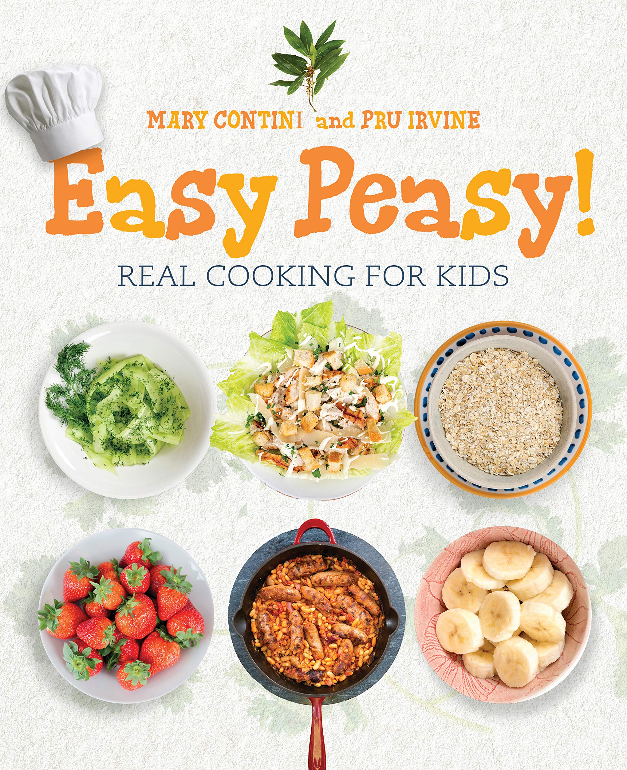 Image for Easy Peasy!: Real Cooking For Kids