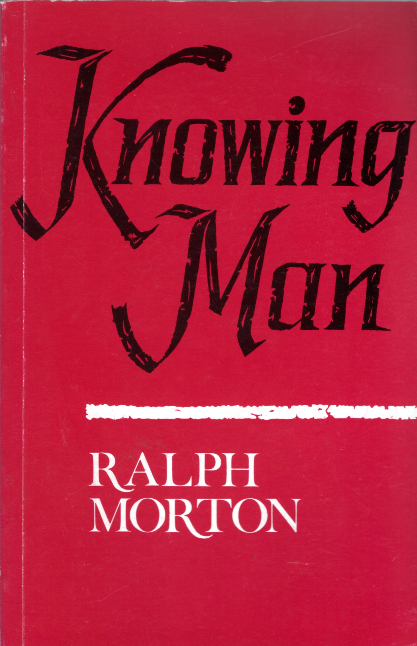 Image for Knowing Man