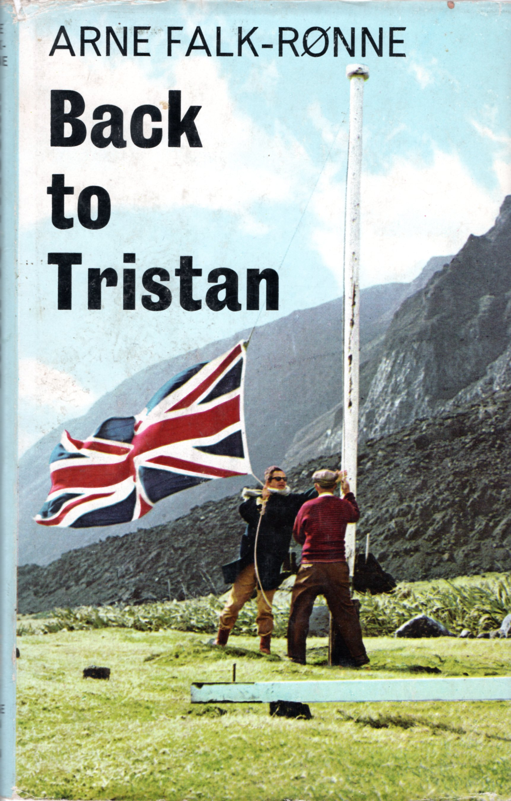 Image for Back to Tristan