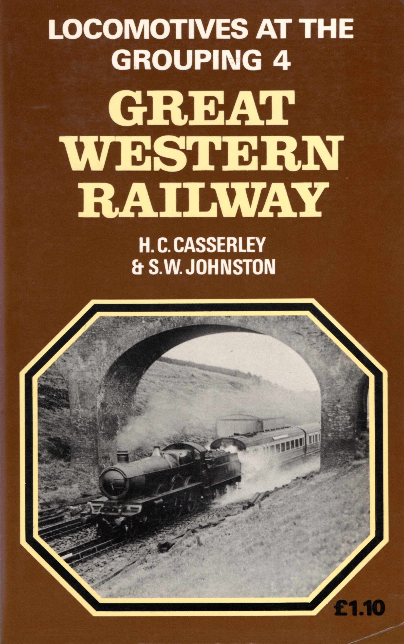 Image for Locomotives at the Grouping: Great Western Railway v. 4