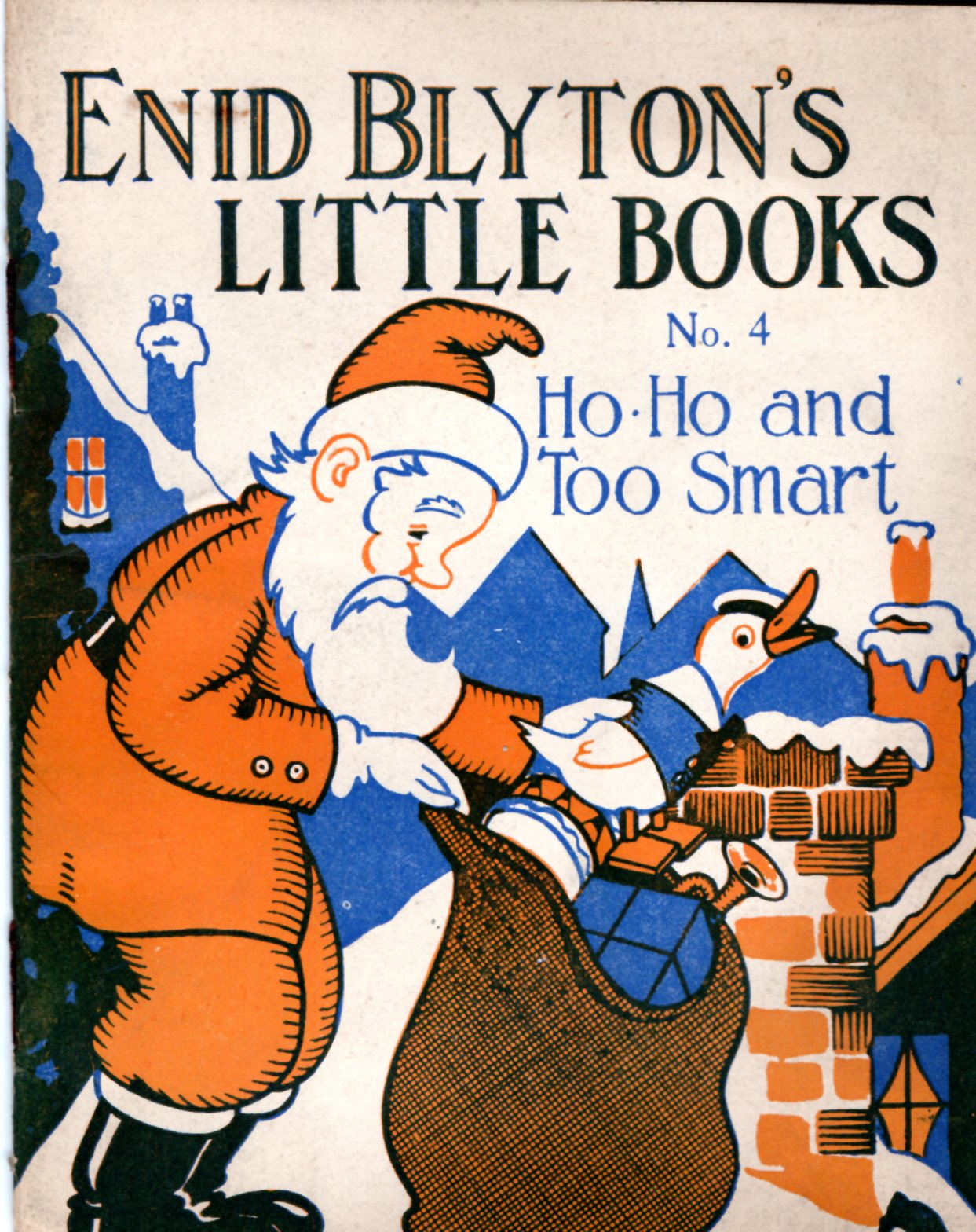 Image for Enid Blyton's Little Books No. 4: Ho Ho and Too Smart