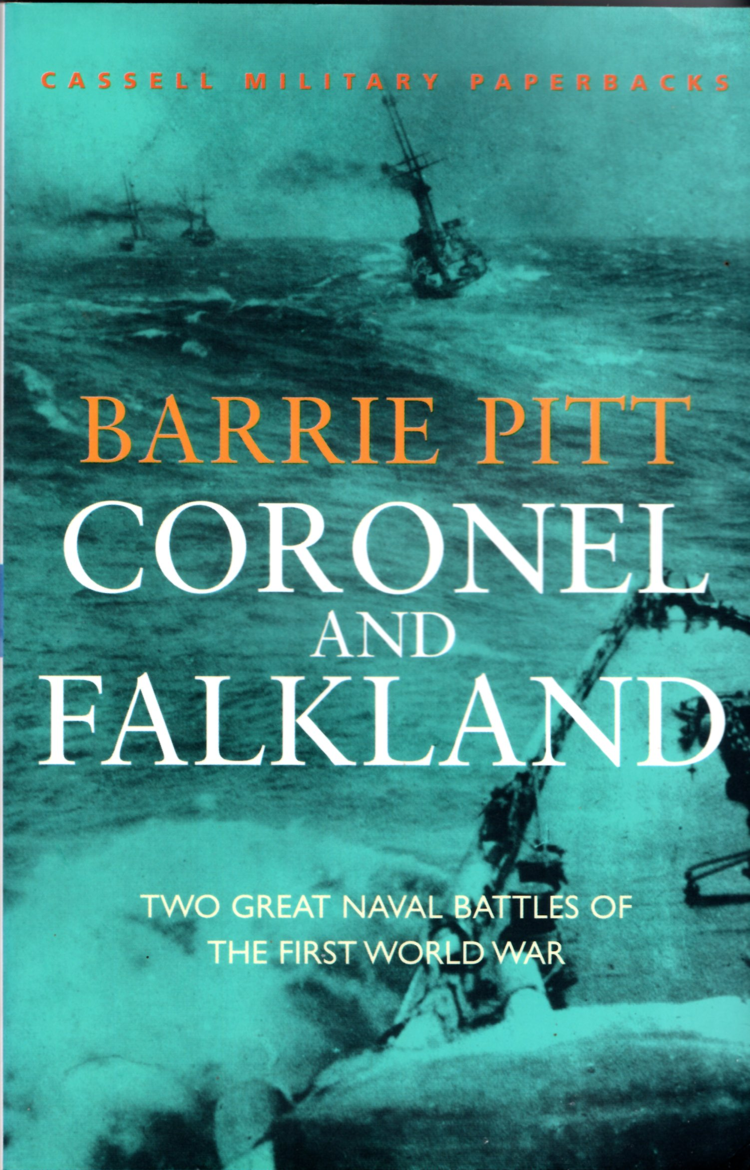 Image for Coronel and Falkland: Two Great Naval Battles of the First World War