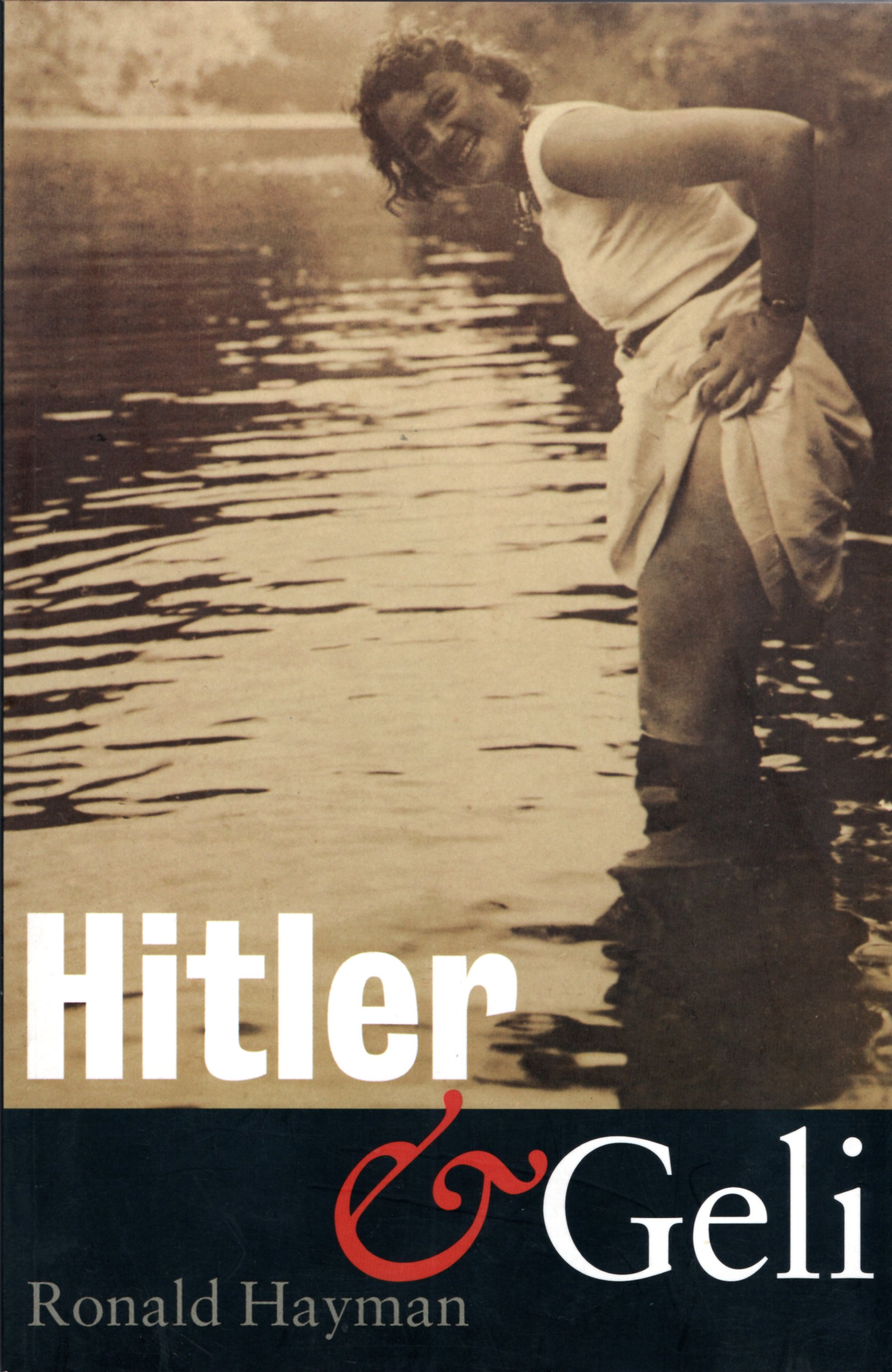Image for Hitler and Geli
