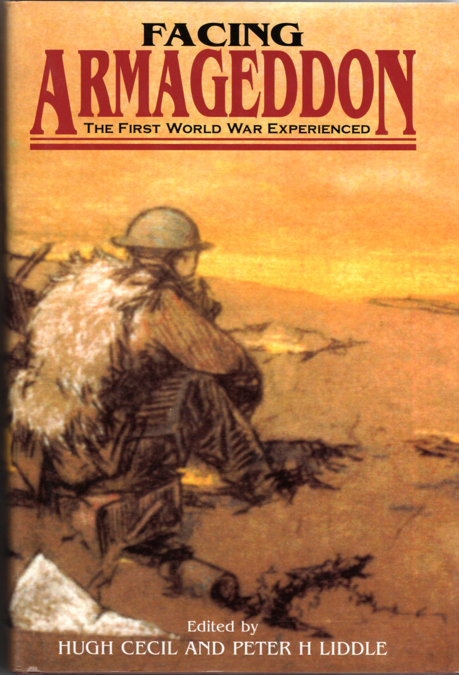 Image for Facing Armaggedon: The First World War Experienced